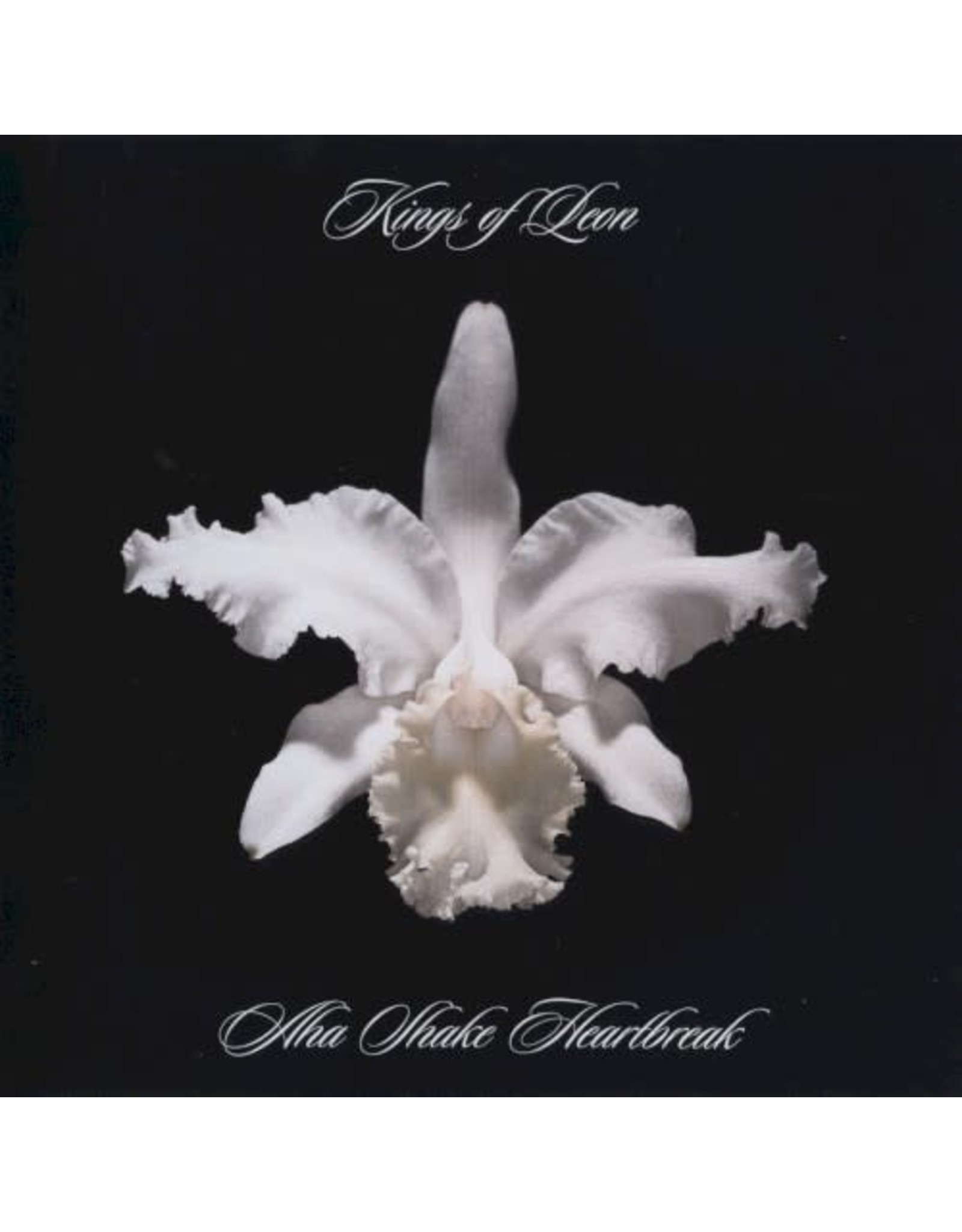 Kings Of Leon - Aha Shake Heartbreak 2LP (Ltd Ed. Transparent Vinyl)