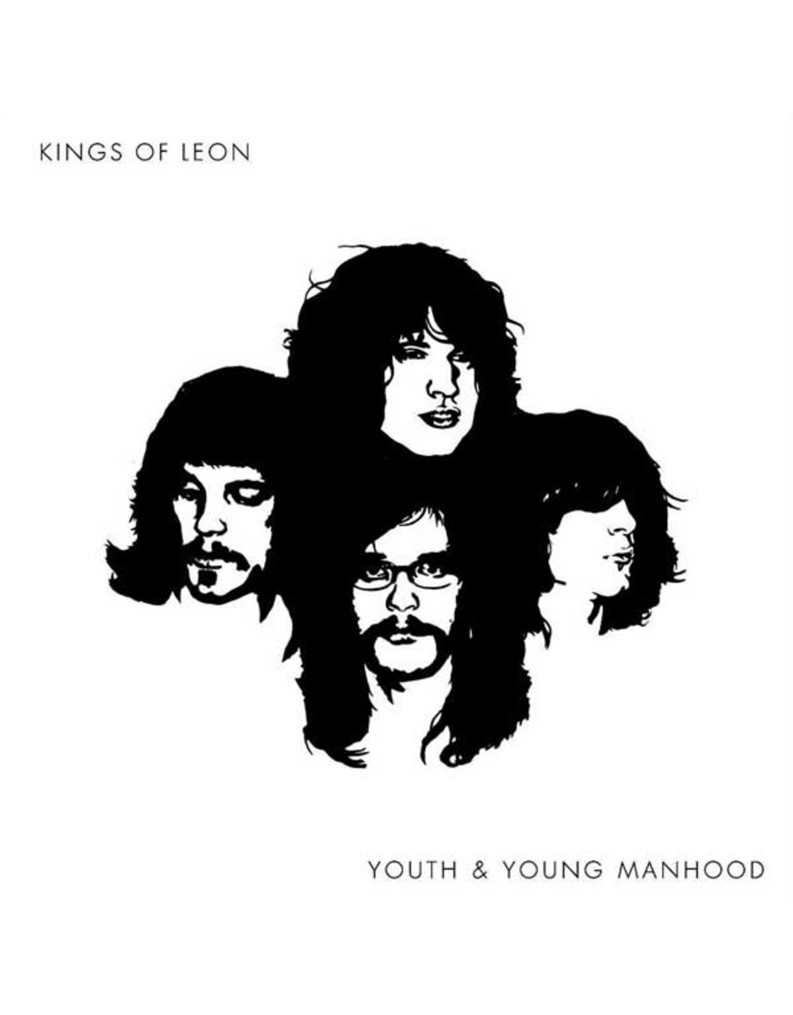 Kings of Leon - Youth and Young Manhood LP