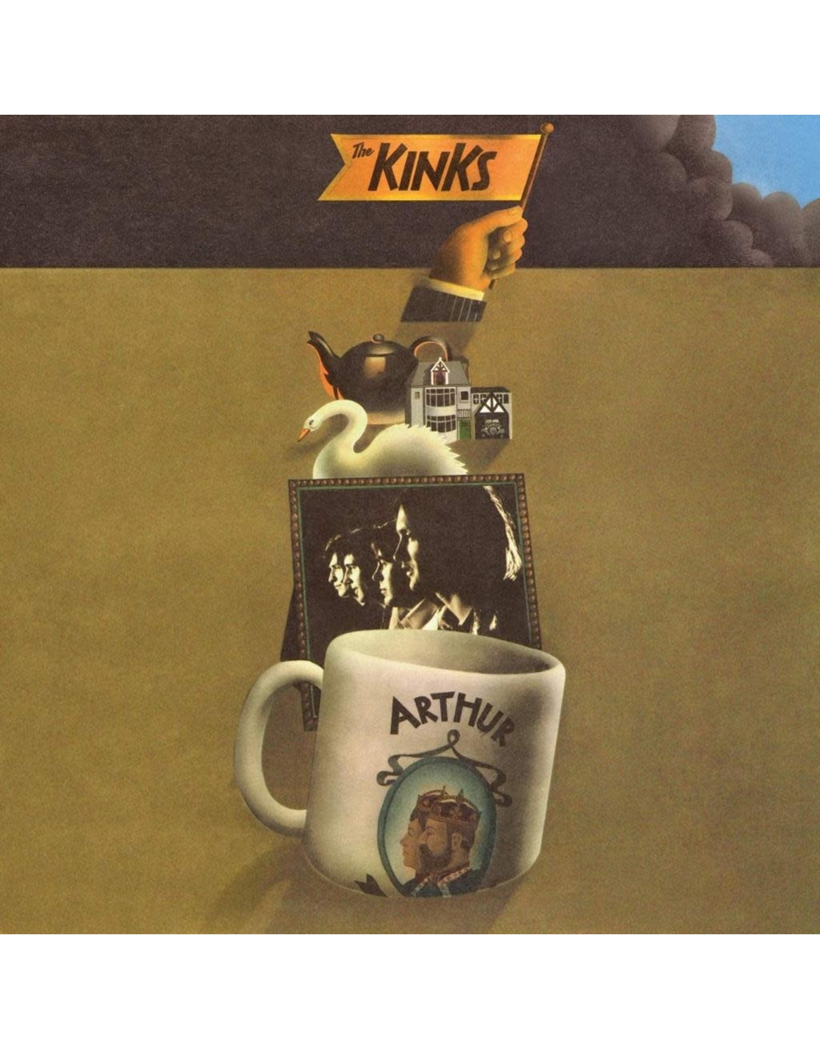 Kinks - Arthur or the Decline and Fall of the British Empire 2LP