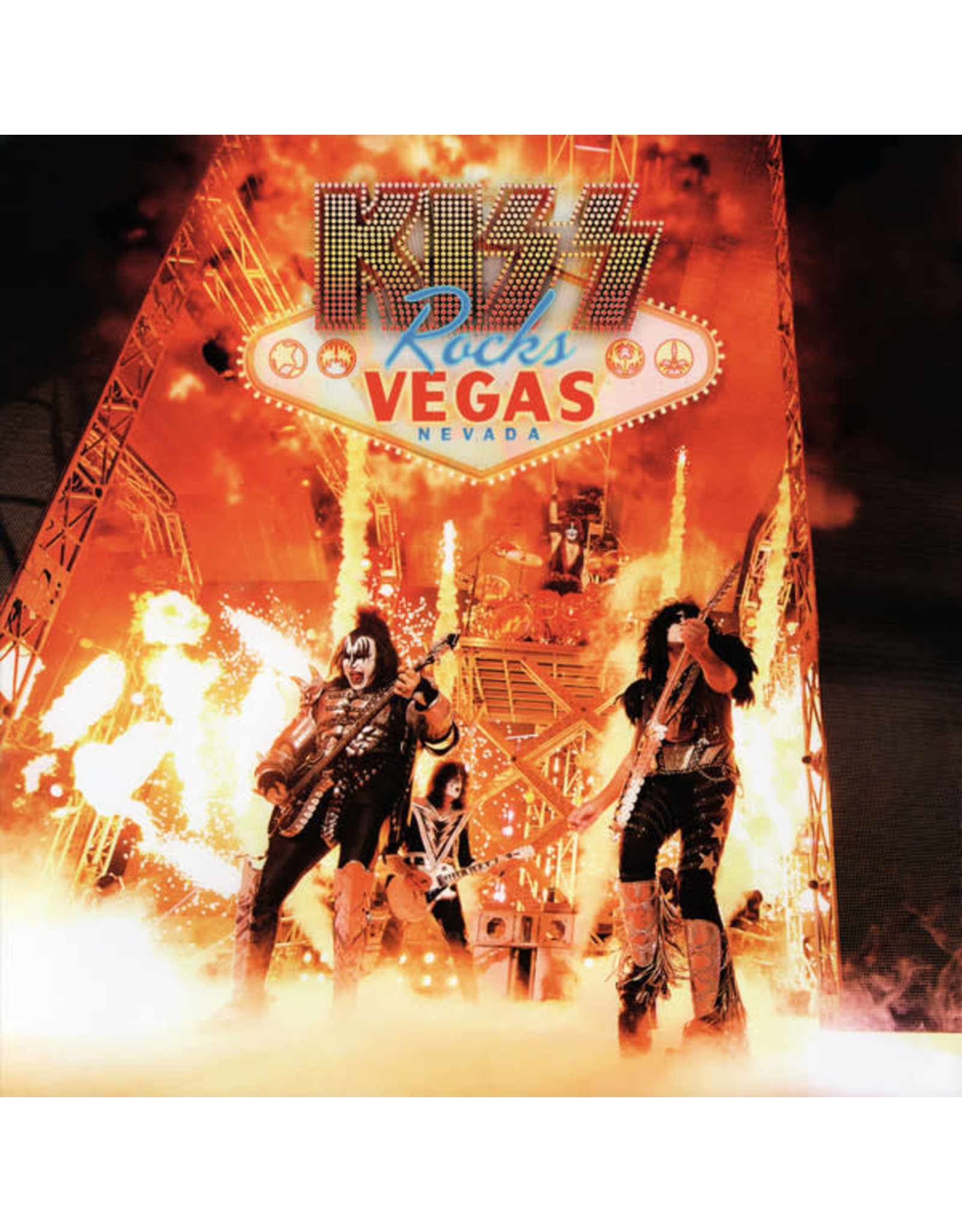 Kiss - Rocks Vegas 2LP