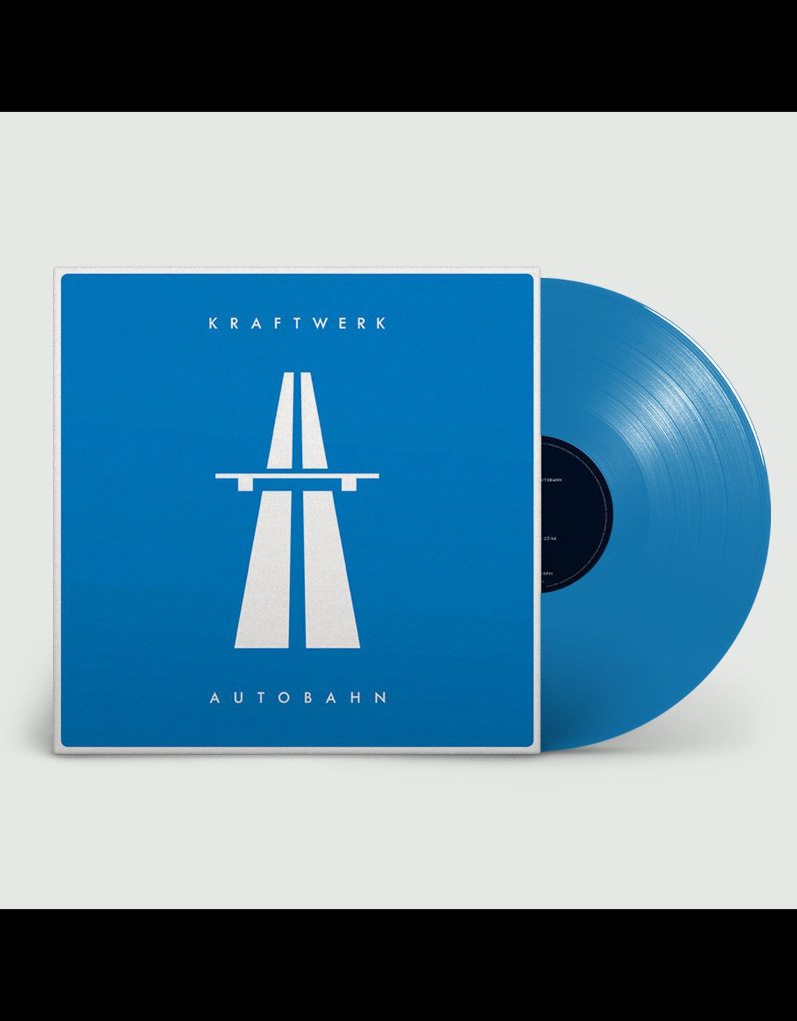Kraftwerk - Autobahn LP (Blue)