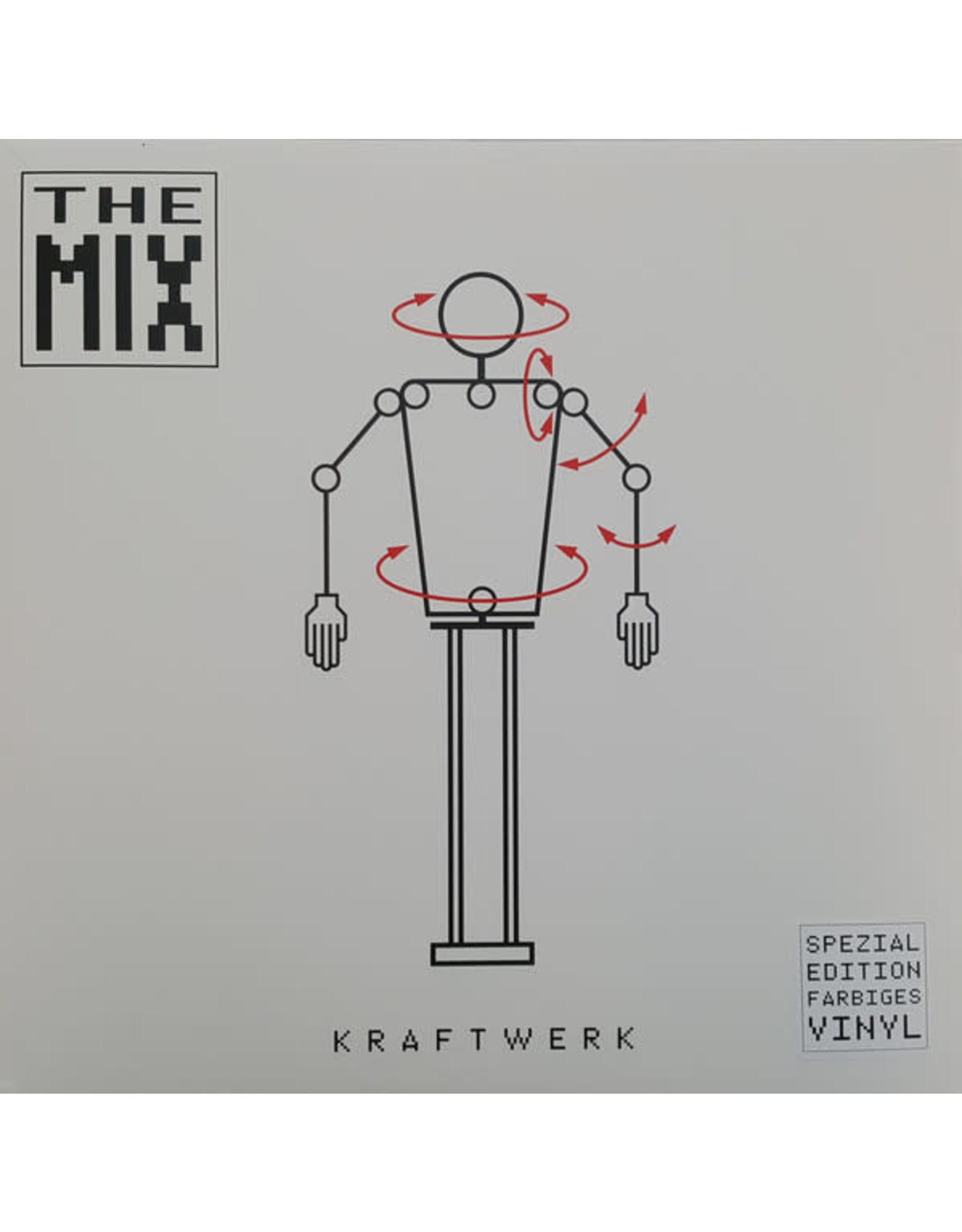 Kraftwerk - The Mix (White) 2LP