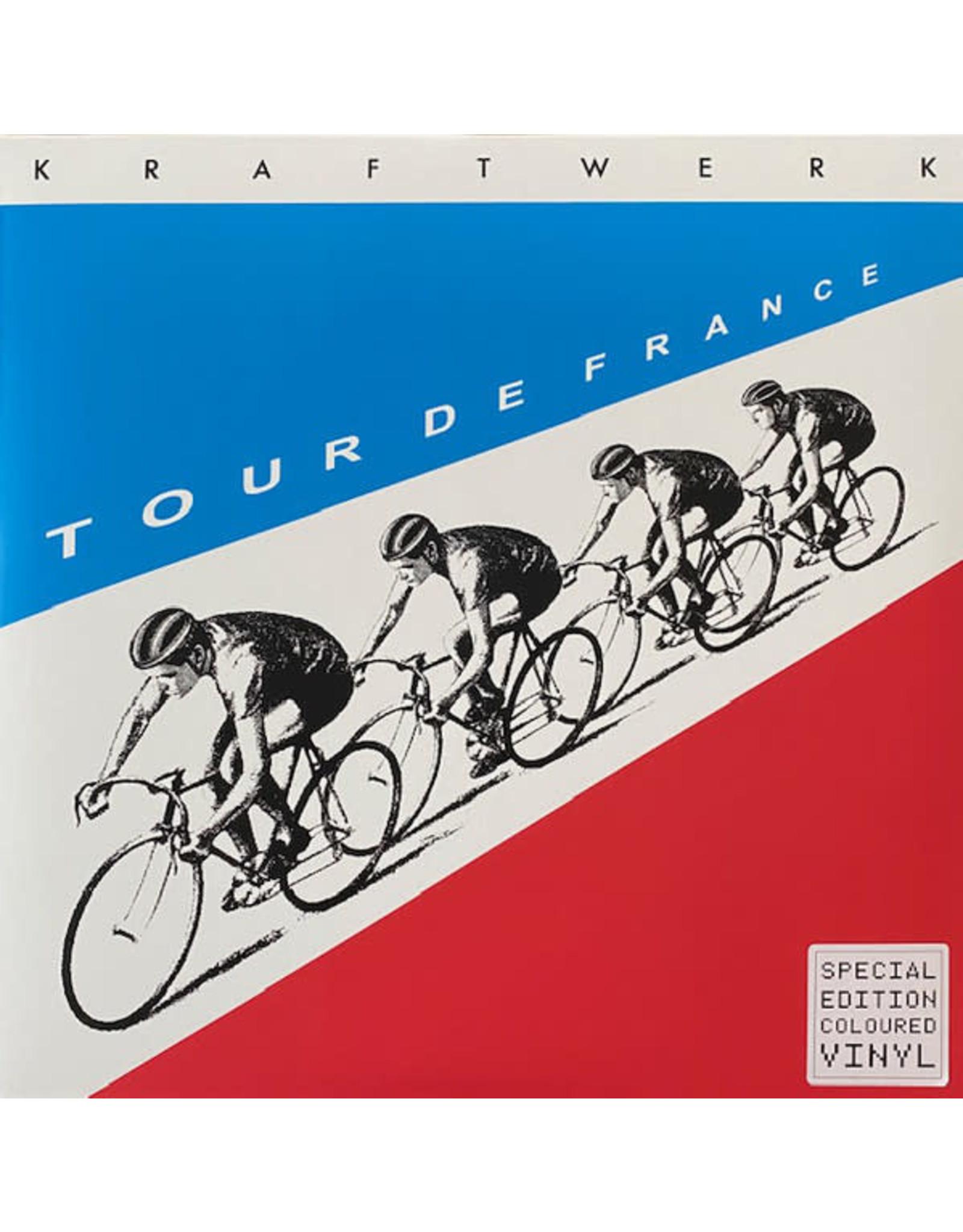 Kraftwerk - Tour De France (Blue/Red) 2LP