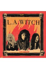 L.A. Witch - Play With Fire LP (yellow)