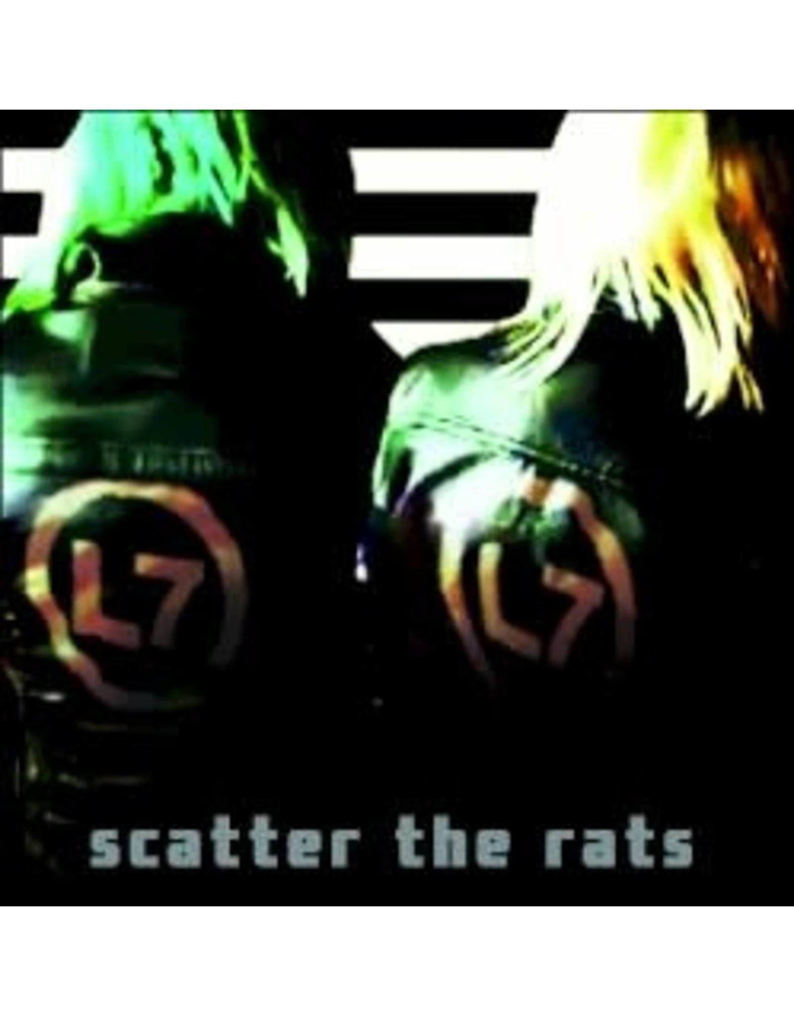 L7 - Scatter the Rats LP