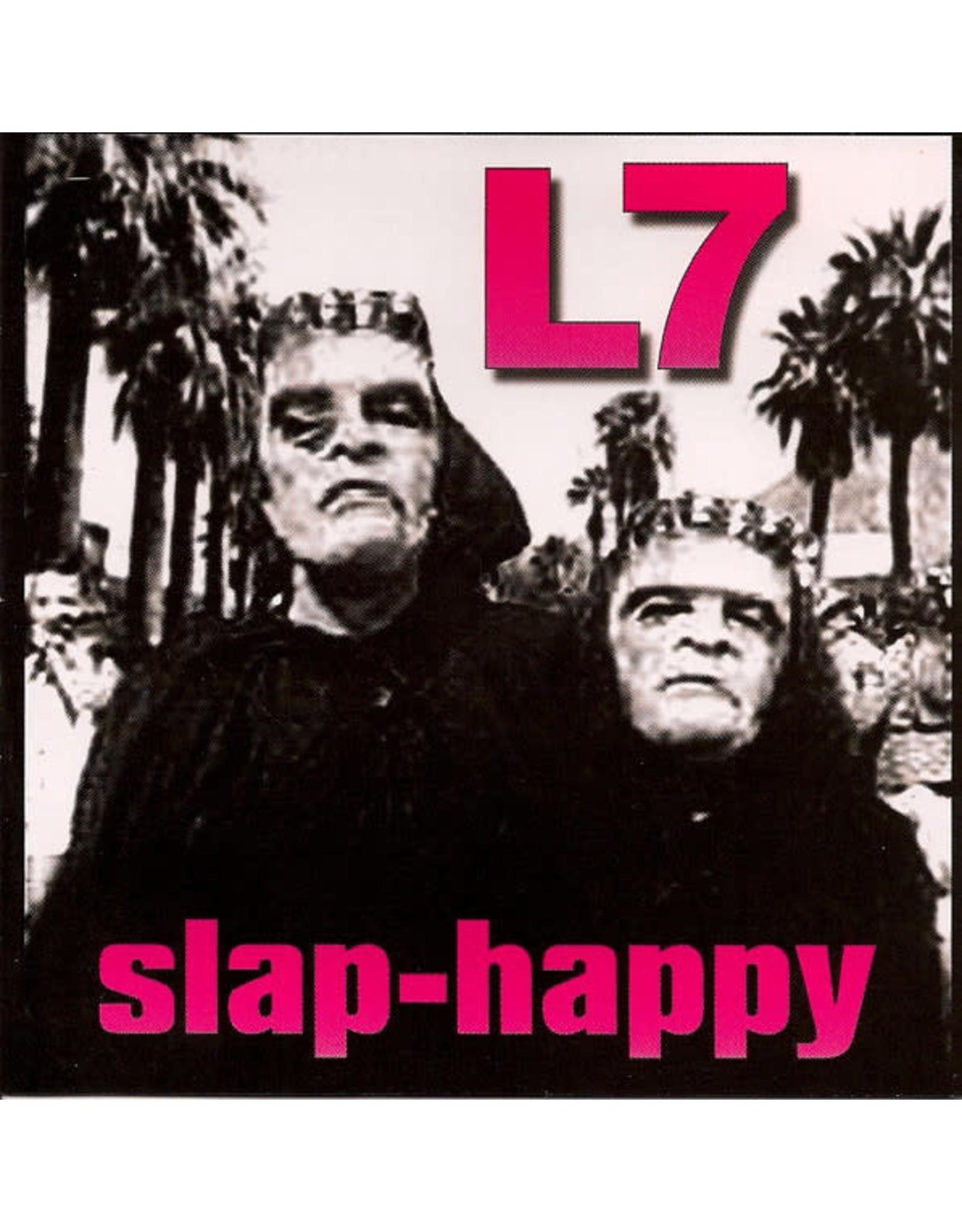 L7 - Slap-Happy LP