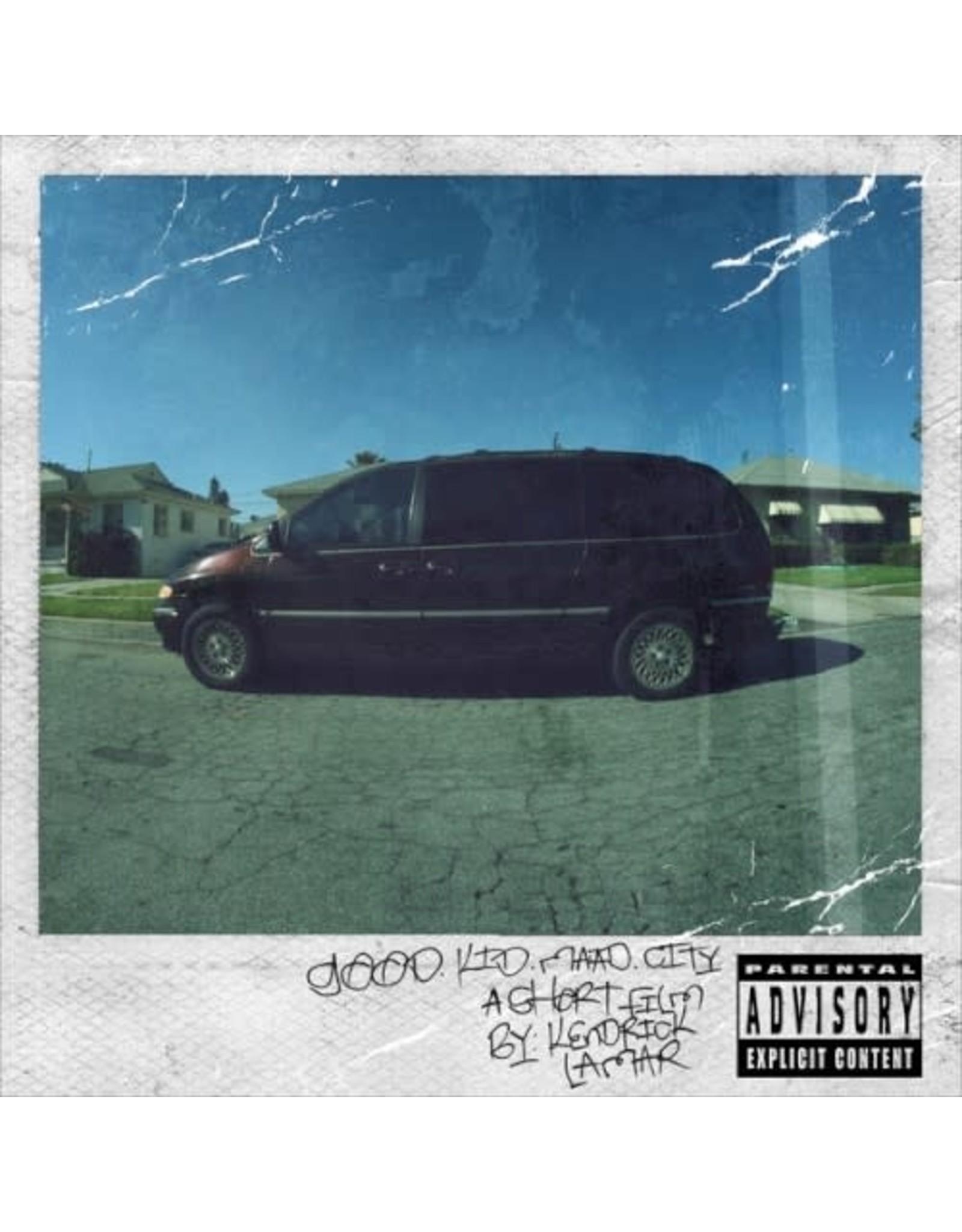 Lamar, Kendrick - Good Kid M.A.A.D. City 2LP