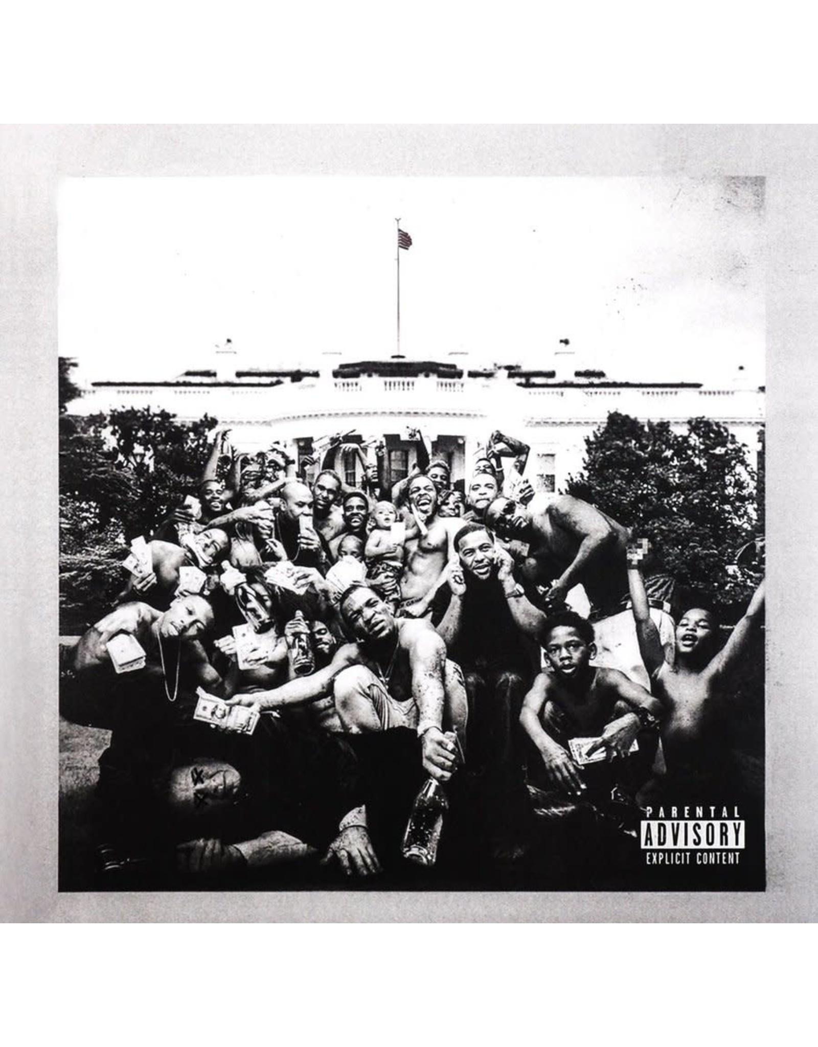 Lamar, Kendrick - To Pimp a Butterfly 2LP