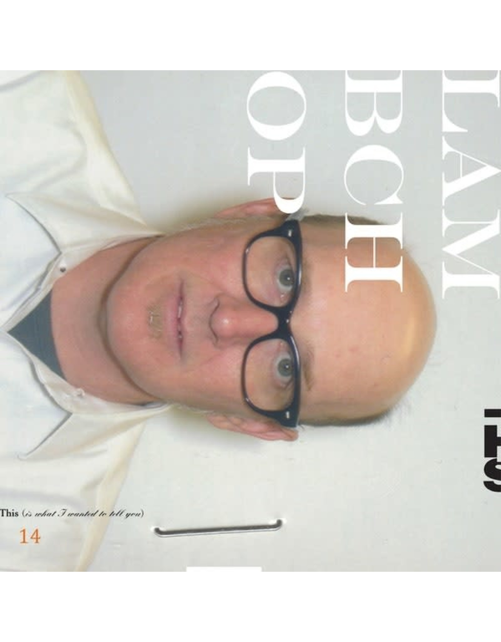 Lambchop - This (Is What I Wanted to Tell You) LP (clear)