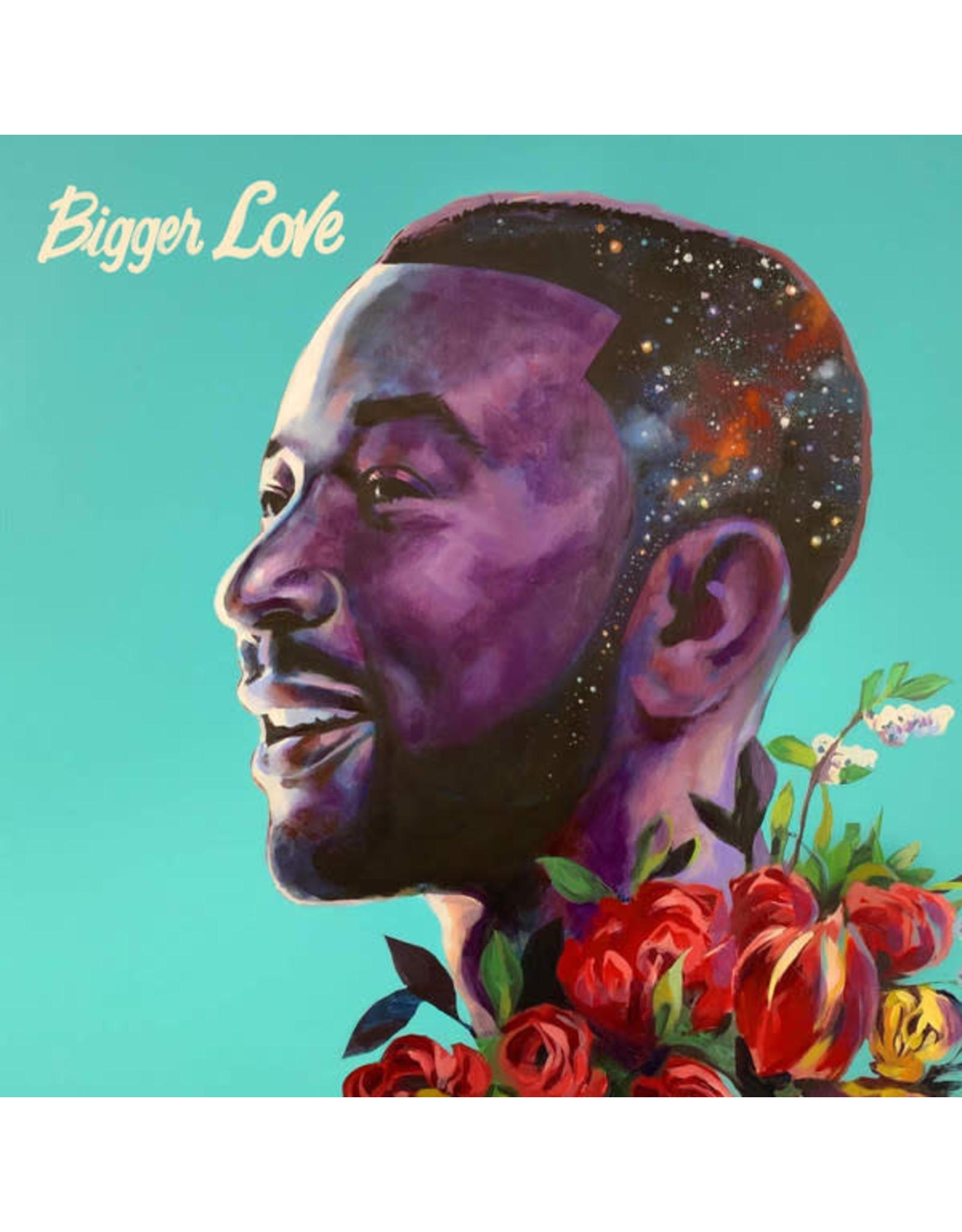 Legend, John - Bigger Love 2LP