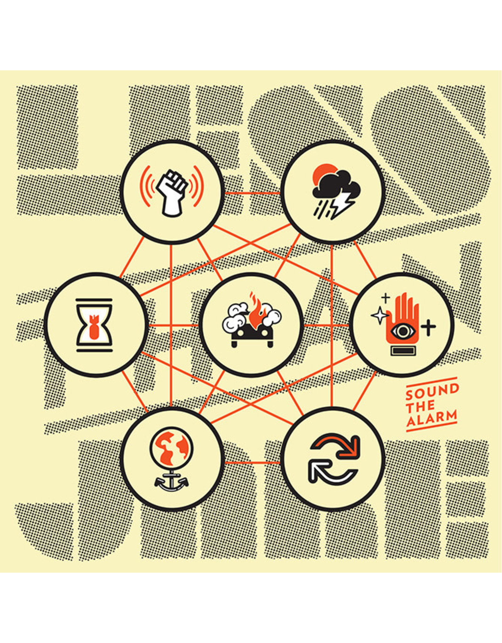 Less Than Jake - Sound the Alarm LP