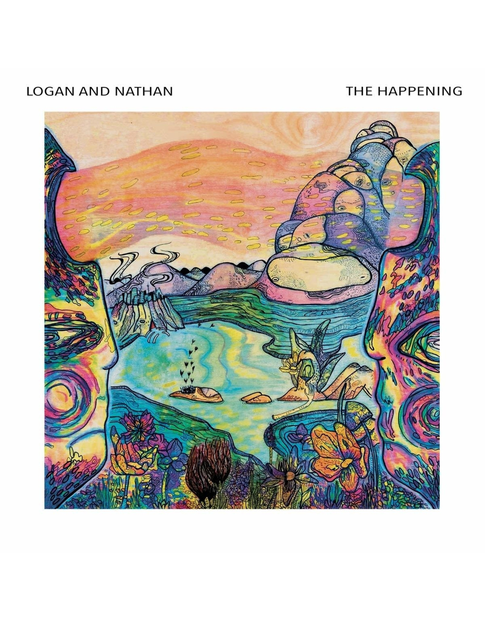 Logan and Nathan - The Happening LP