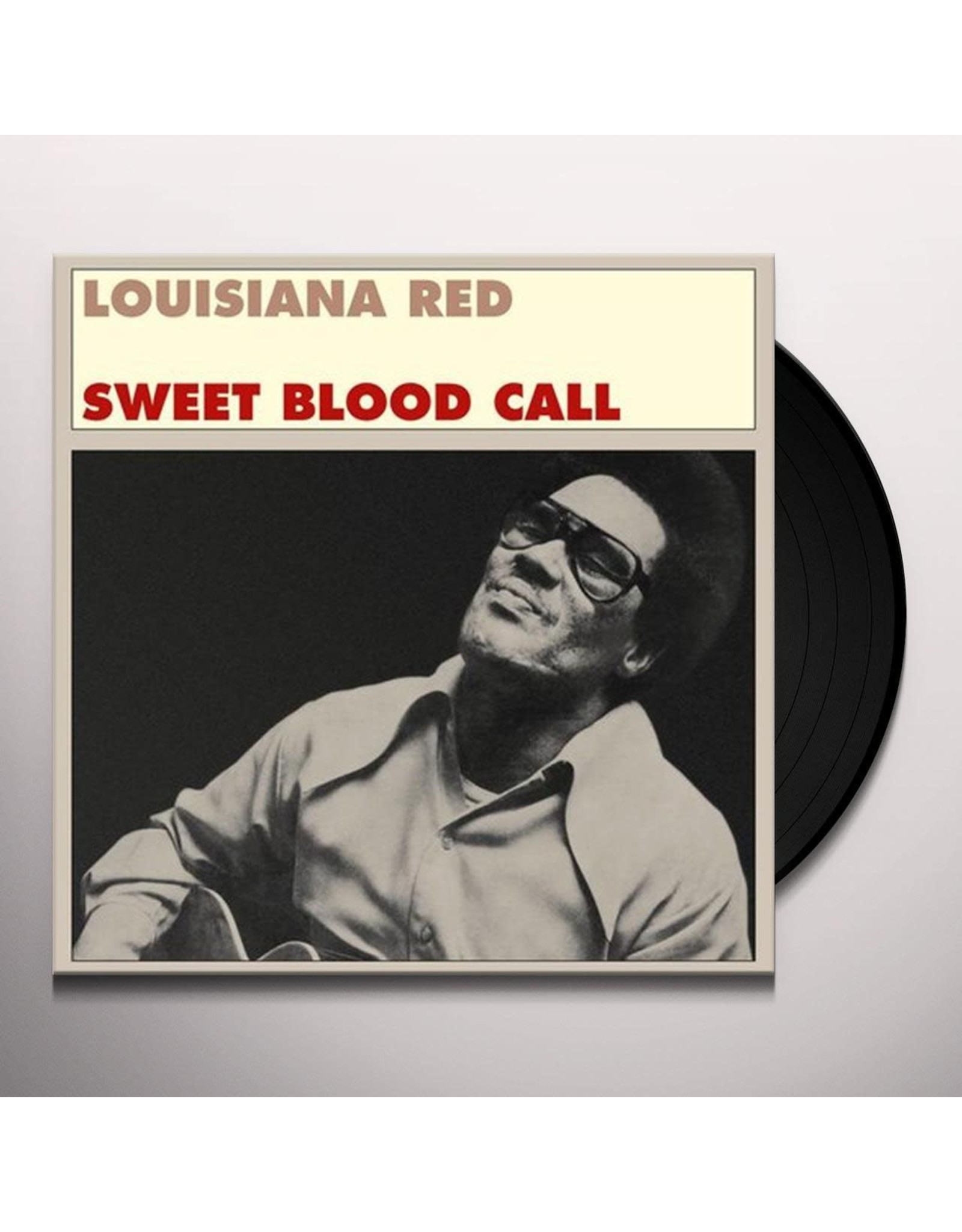 Louisiana Red - Sweet Blood Call LP