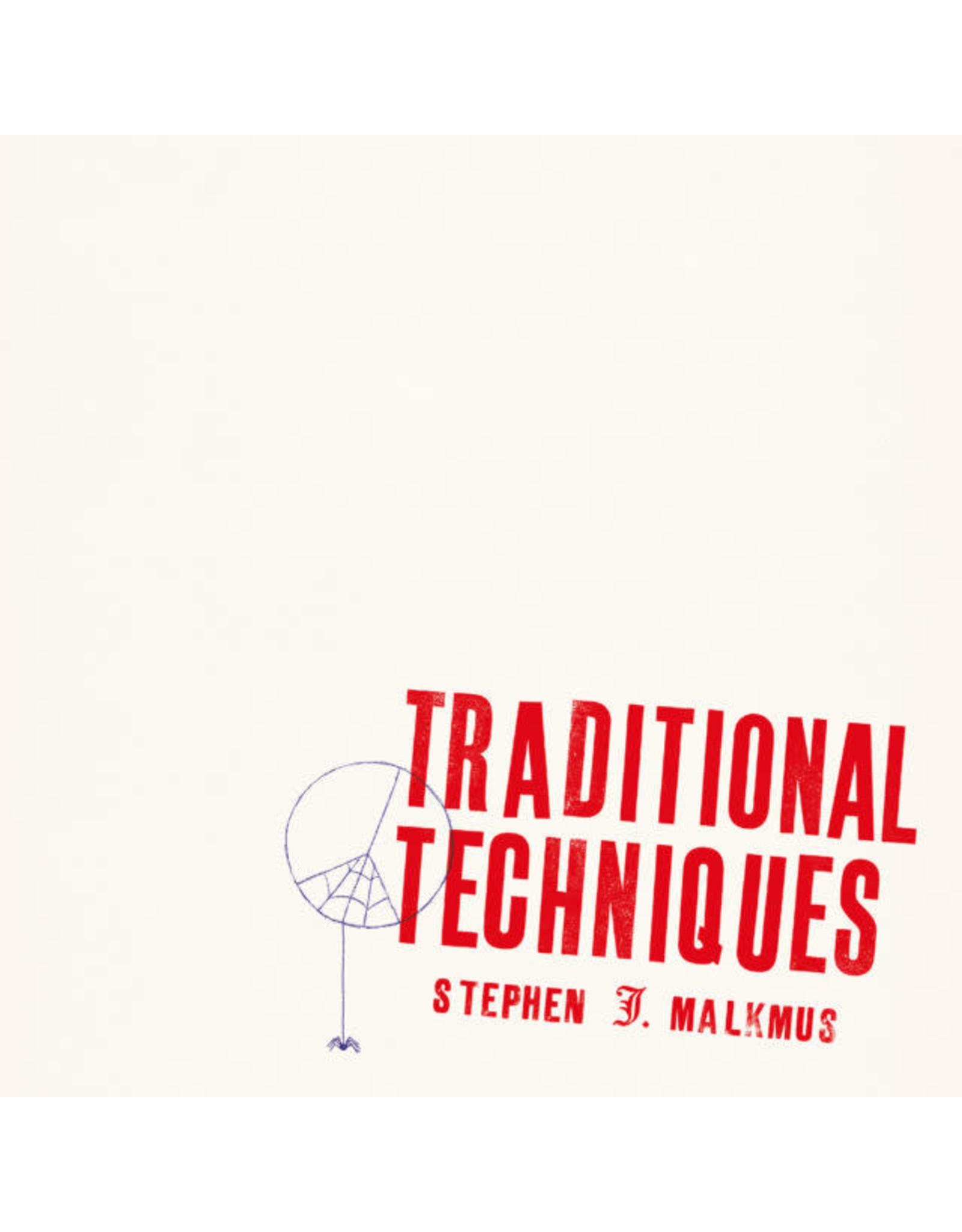 Malkmus, Stephen J. - Traditional Techniques LP