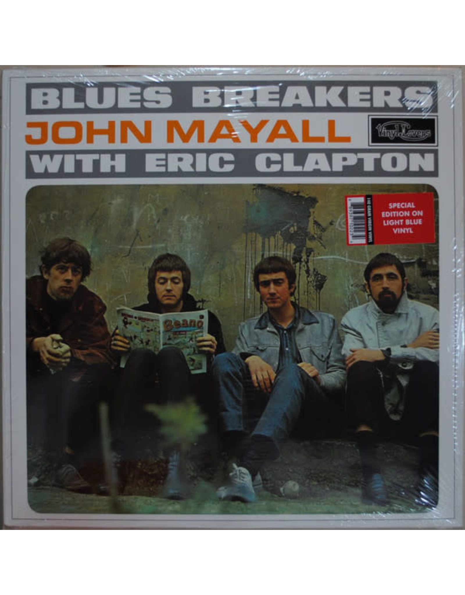 Mayall, John & The Bluesbreakers - Blues Breakers With Eric Clapton LP