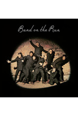 McCartney, Paul and Wings - Band on the Run LP