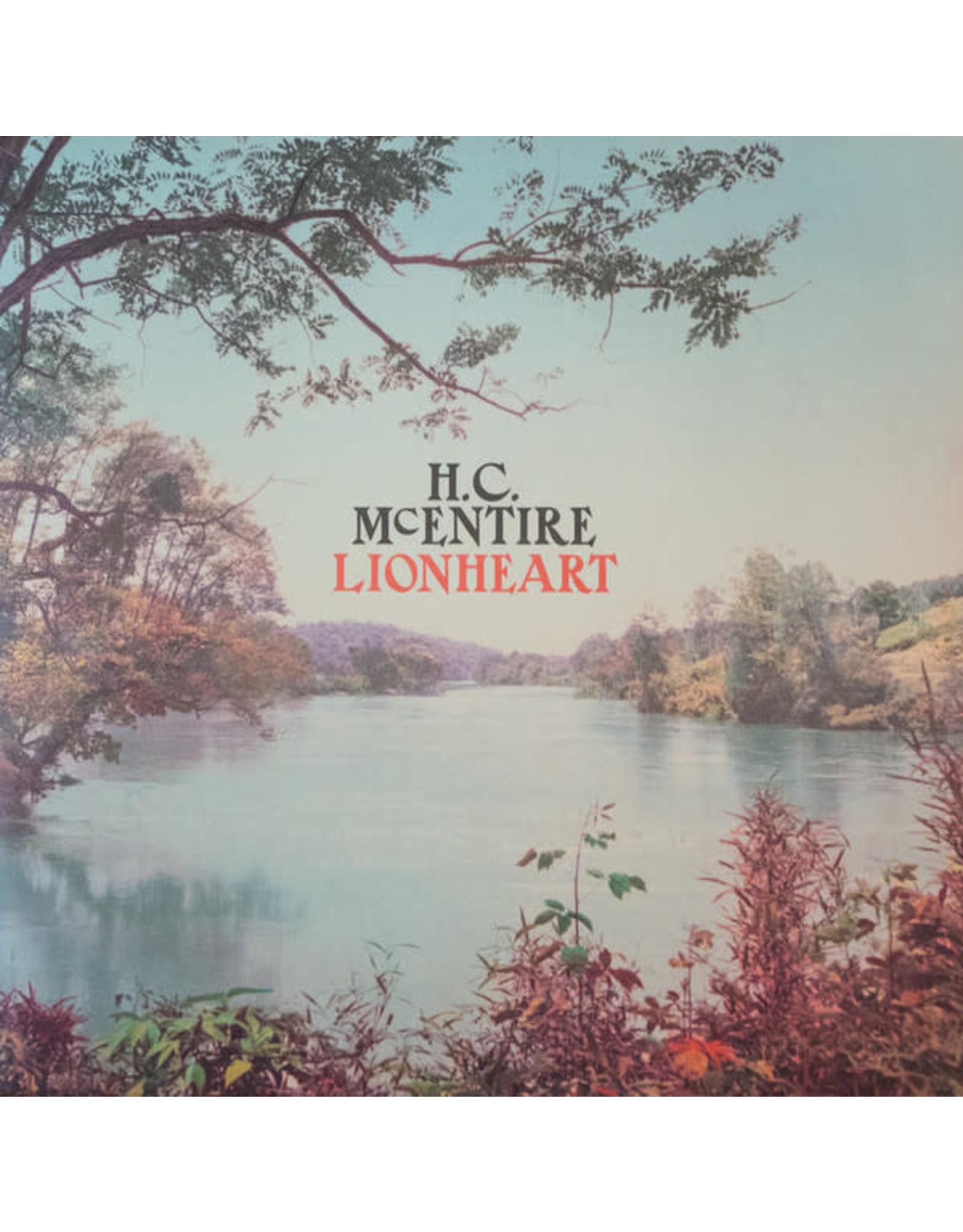 McEntire, H.C. - Lionheart (White Vinyl) LP