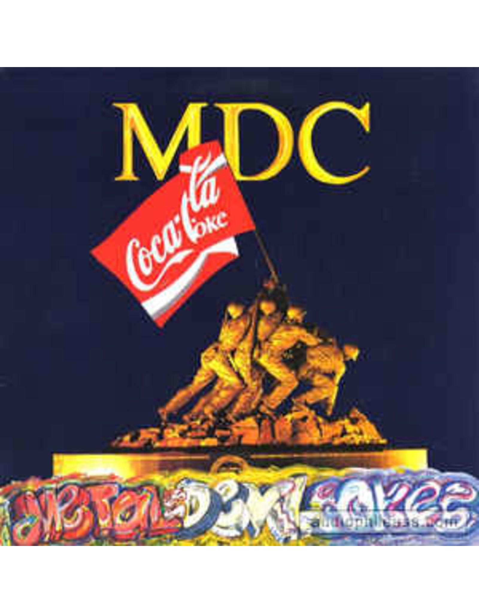 MDC - Metal Devil Cokes LP