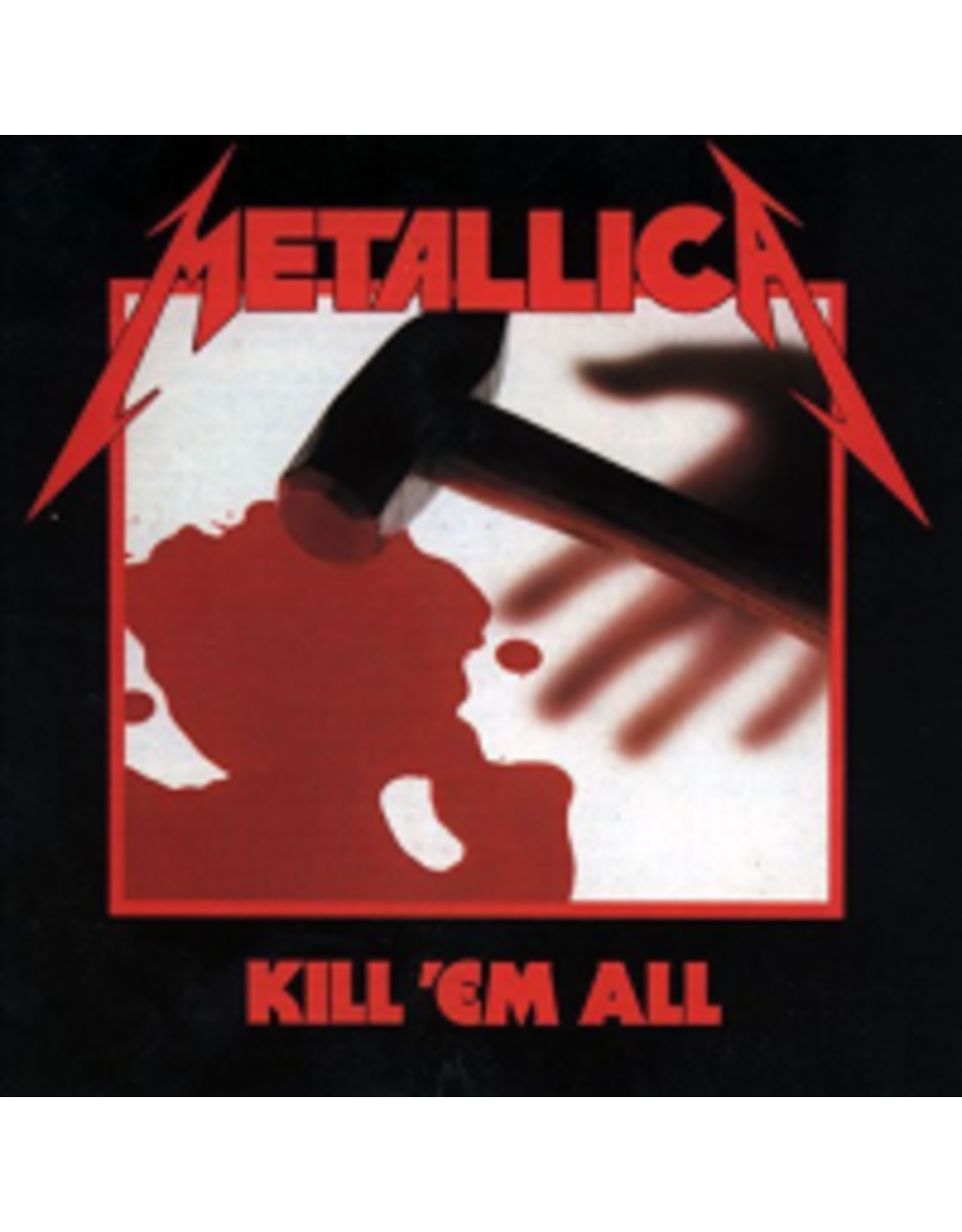 Metallica - Kill Em All LP