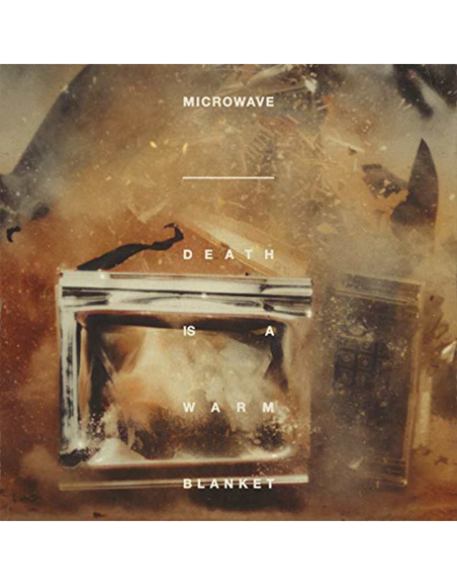 Microwave - Death Is A Warm Blanket LP