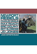 Mingus, Charles / Roach, Max / Dolphy, Eric - Newport Rebels LP