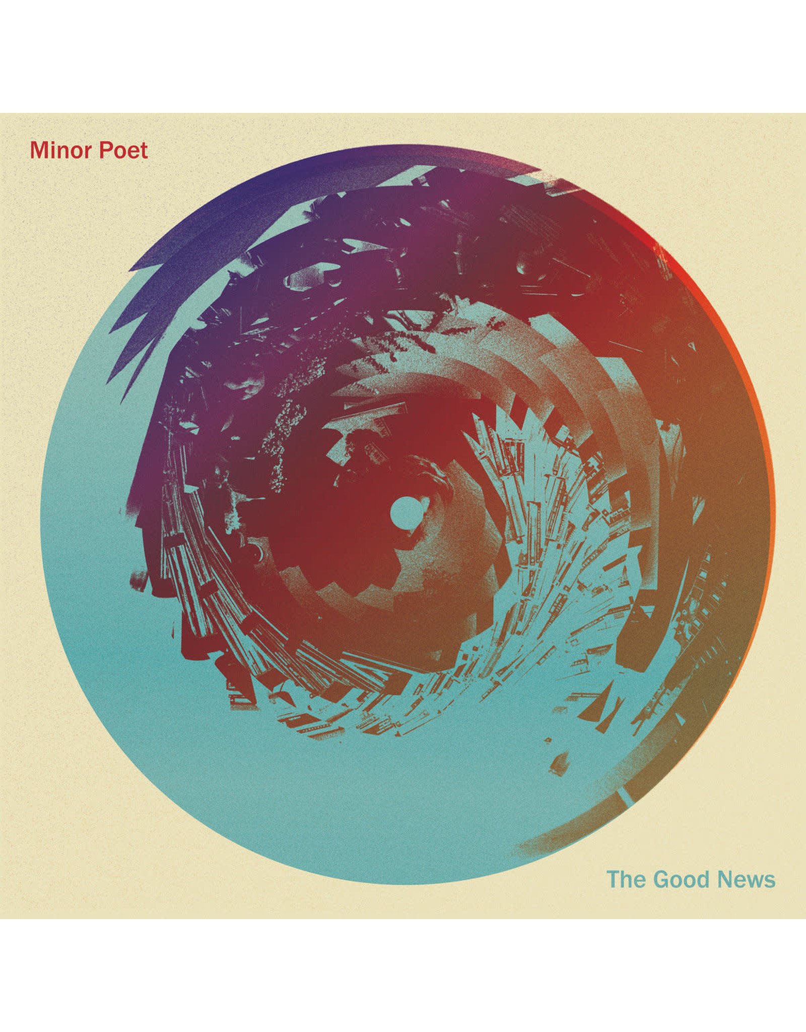 Minor Poet - The Good News LP (loser edition)