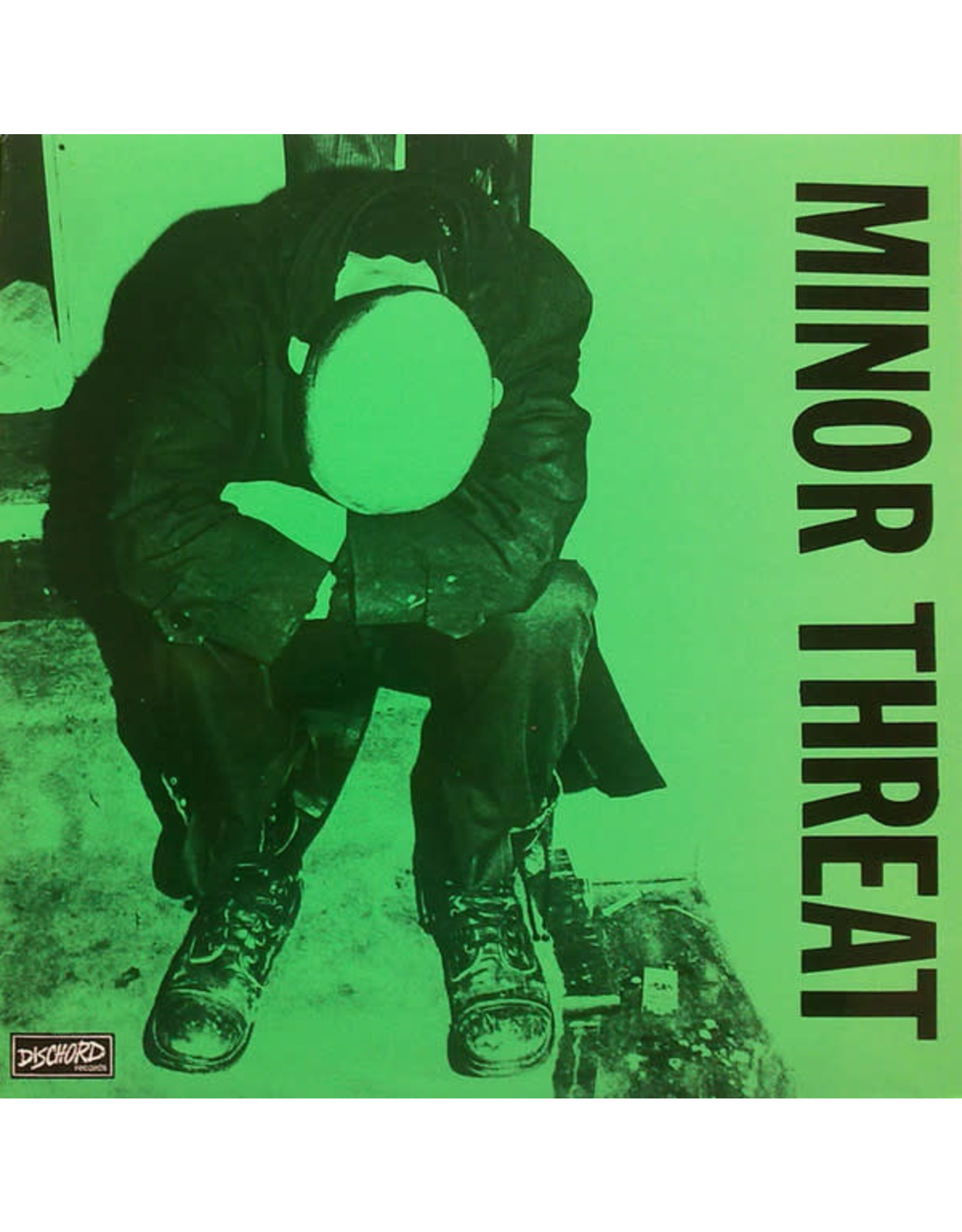 Minor Threat - S/T LP