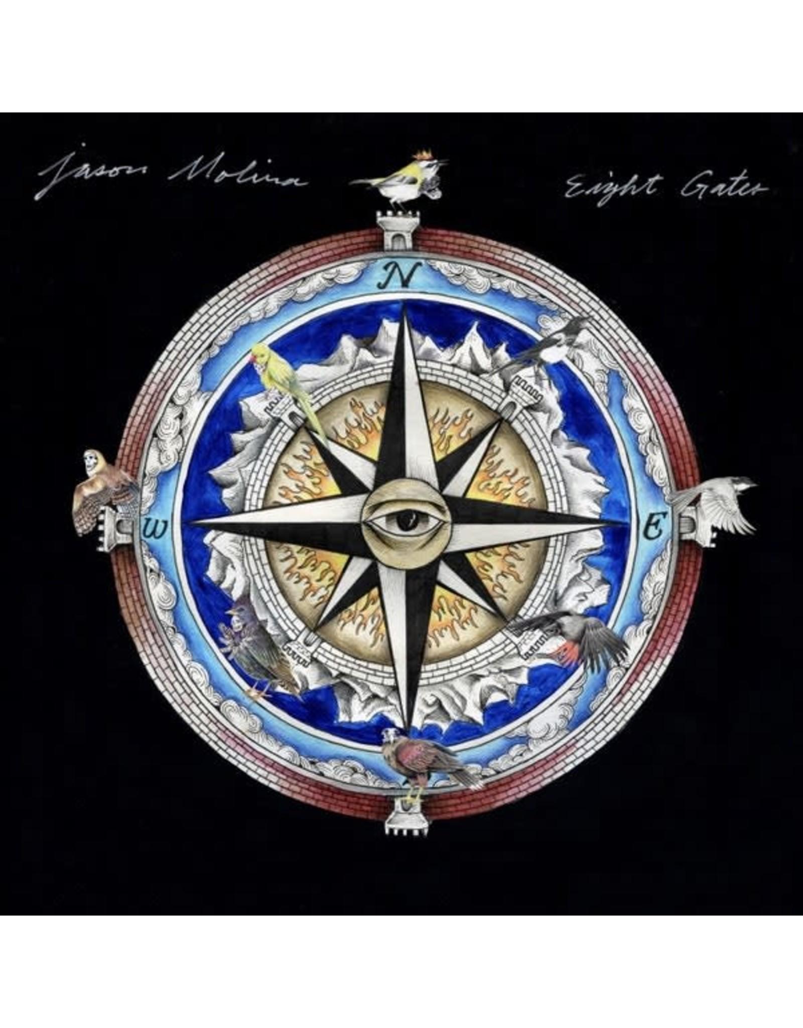 Molina, Jason - Eight Gates LP (coloured)