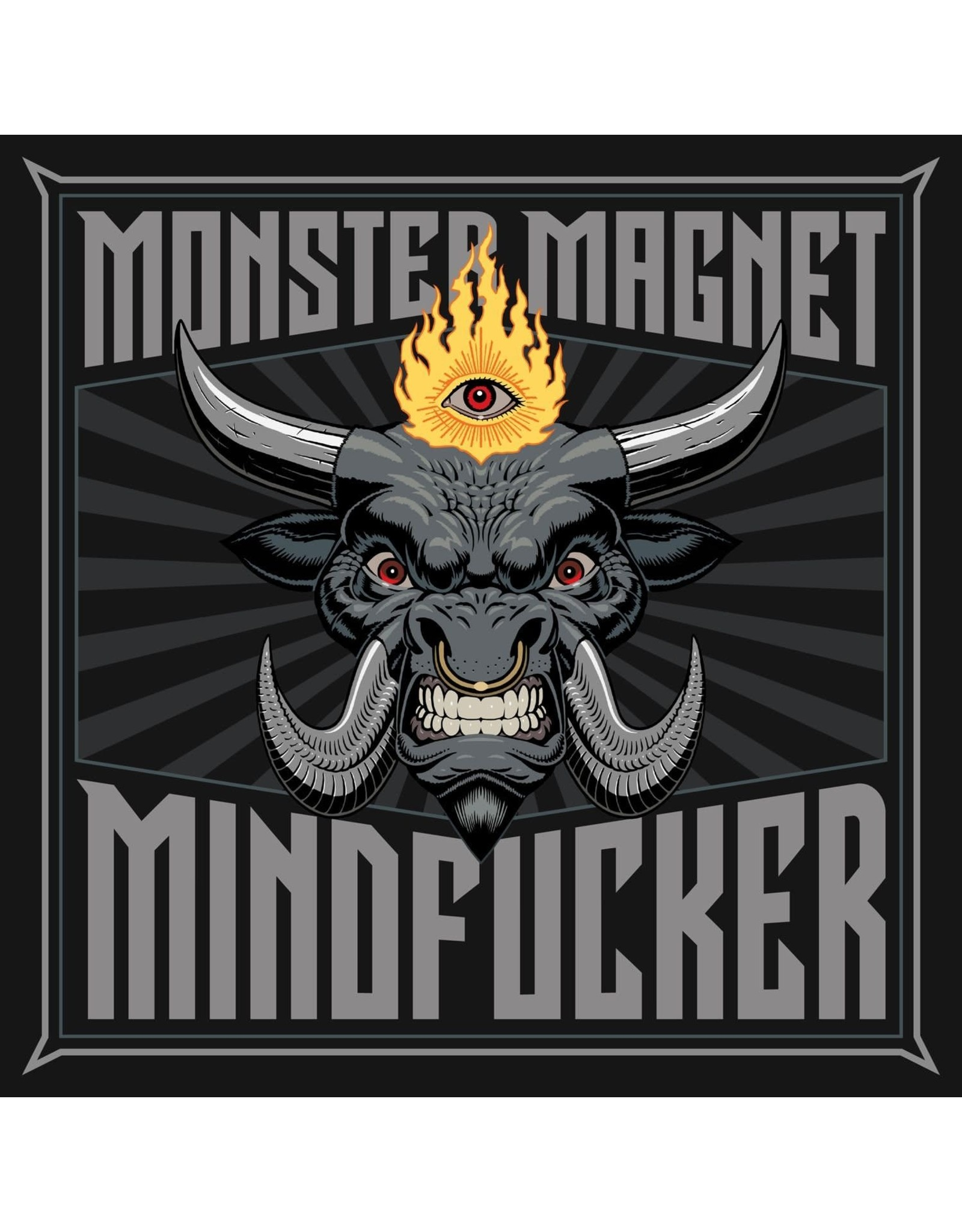 Monster Magnet - Mindfucker 2LP