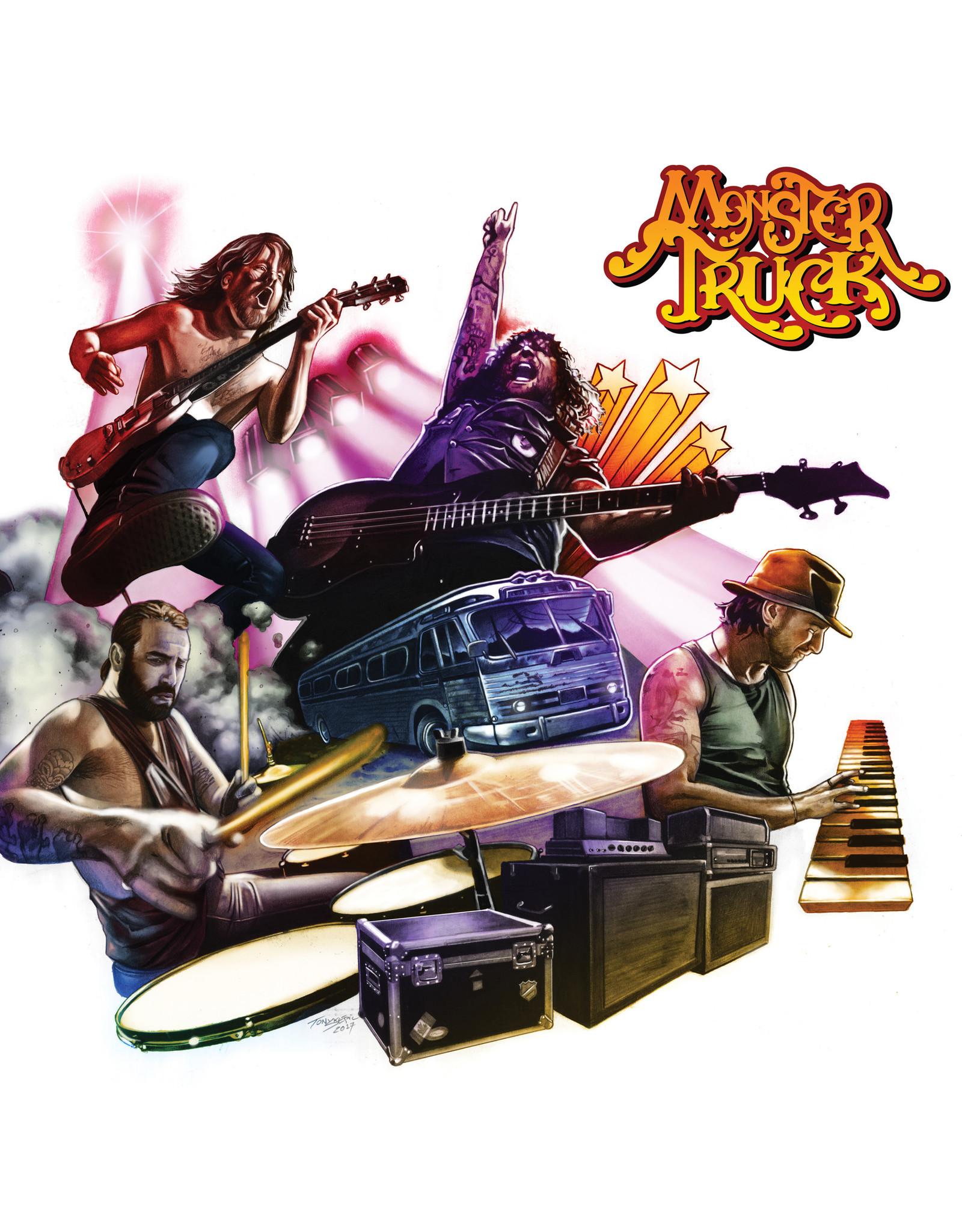 Monster Truck - True Rockers LP (white)