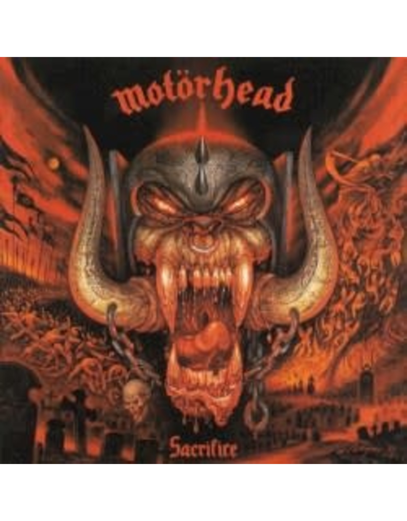 Motorhead - Sacrifice LP