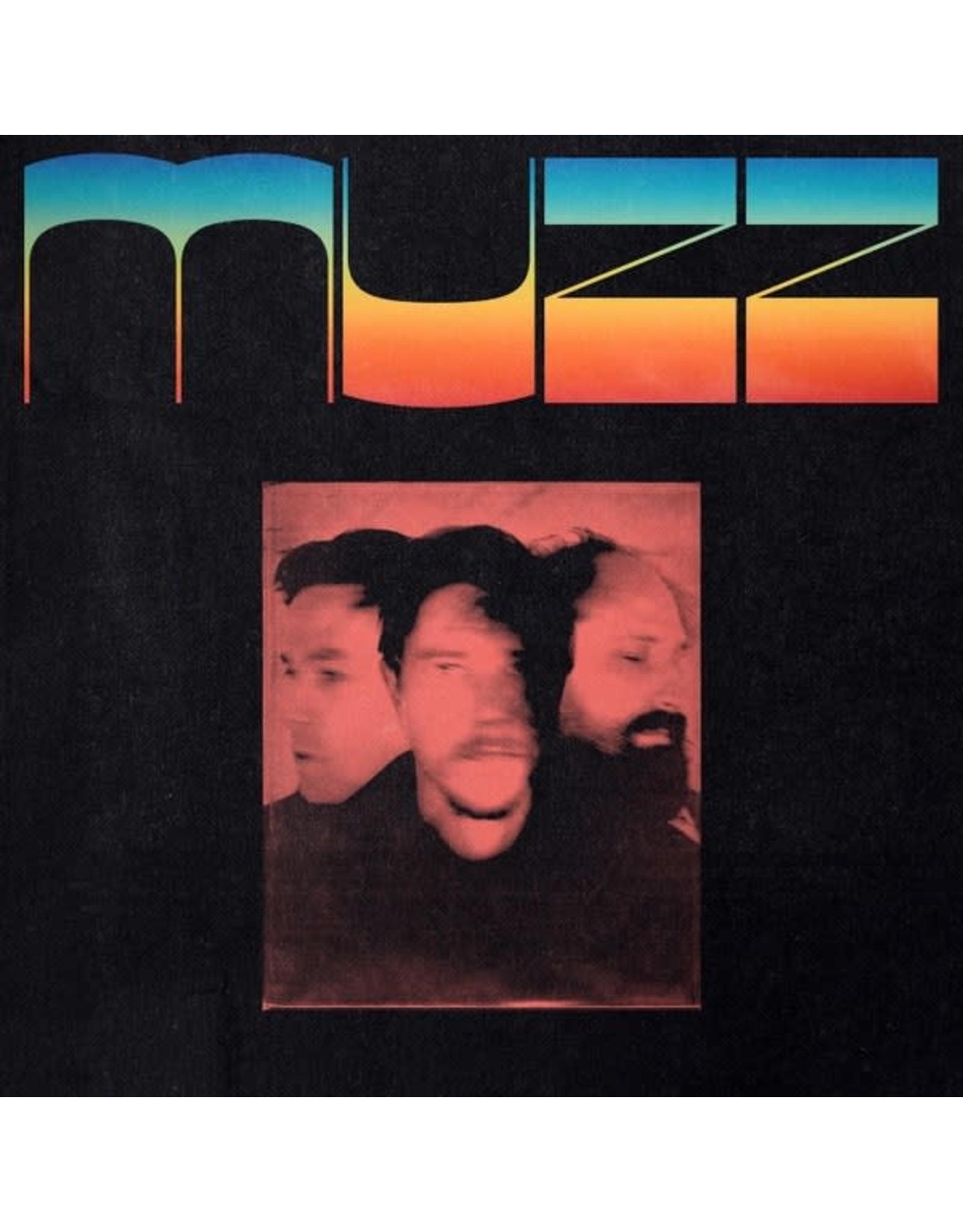 Muzz - S/T LP