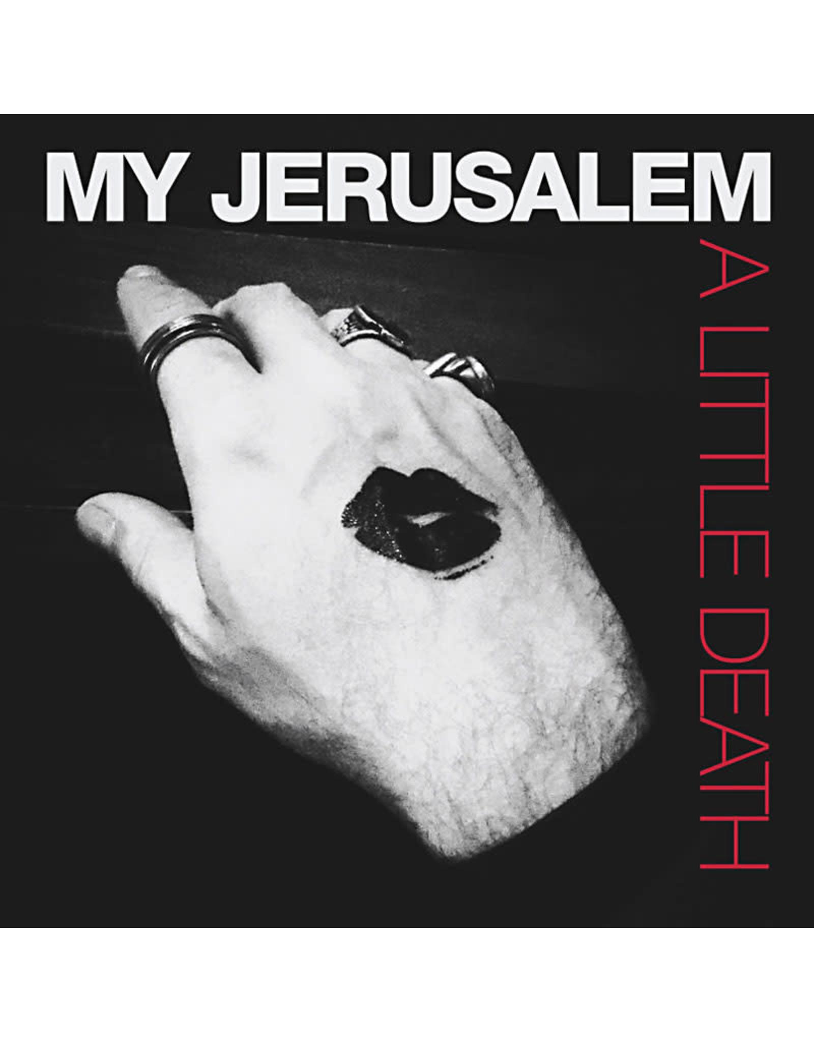 My Jerusalem - A Little Death 2LP (clear)