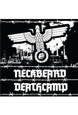Neckbeard Deathcamp - White Nationalism Is for Basement Dwelling Losers LP (clear)