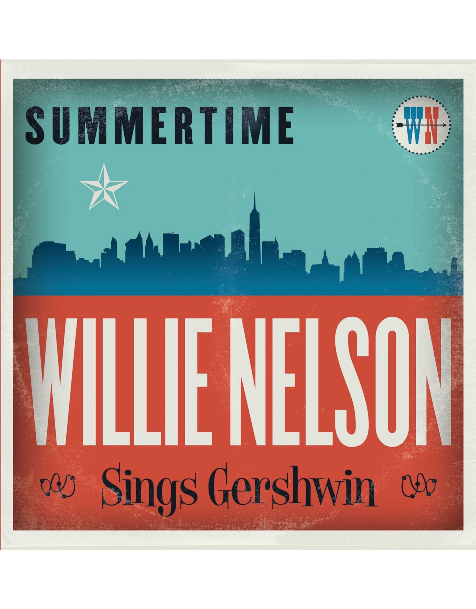 Nelson, Willie - Summertime: Willie Nelson Sings Gershwin LP