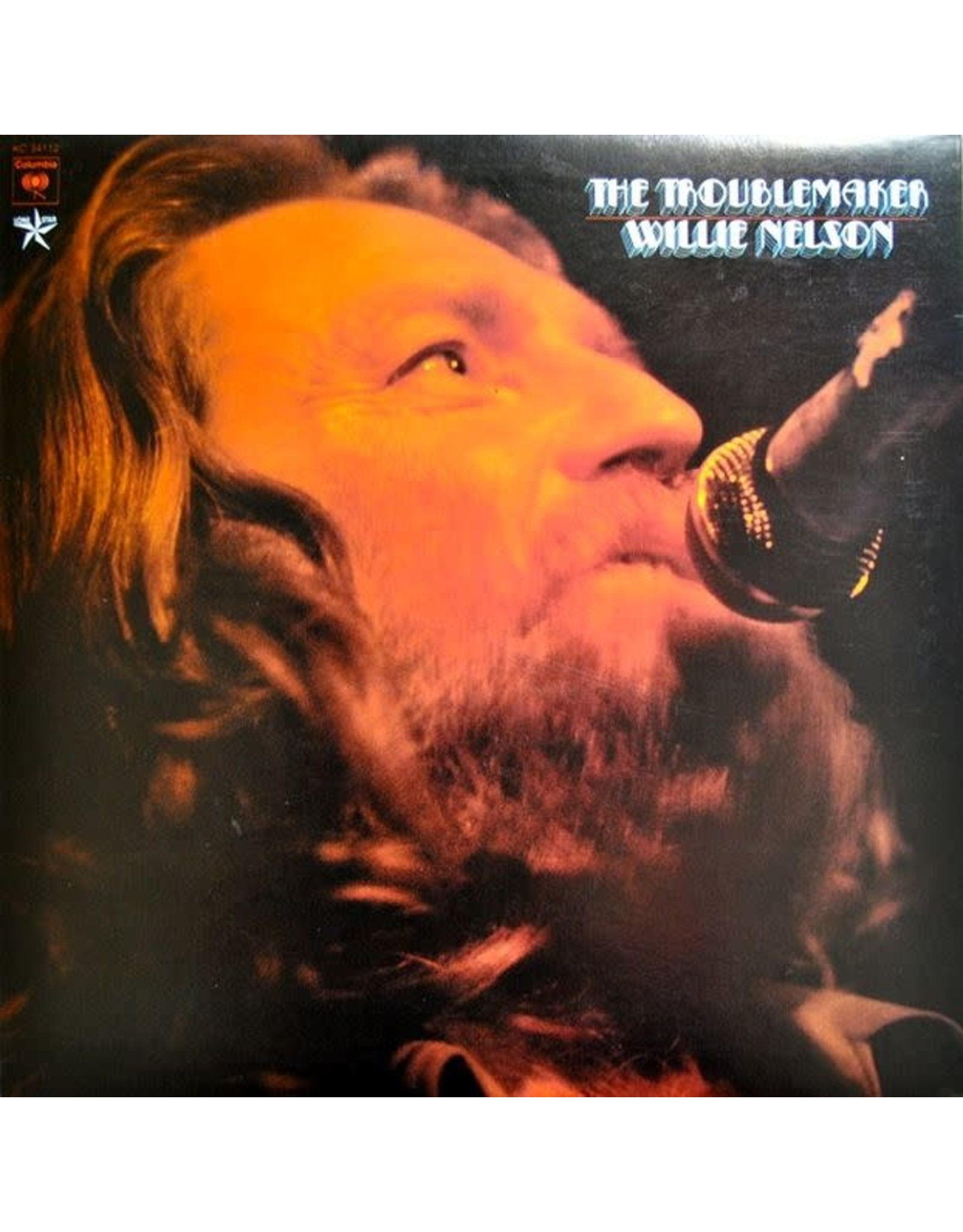 Nelson, Willie - The Troublemaker LP