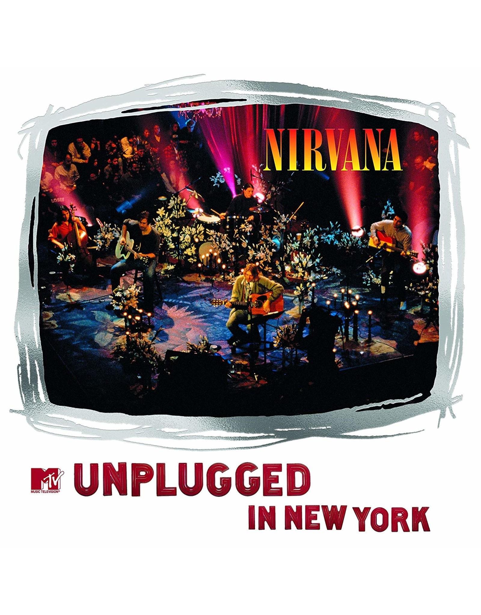 Nirvana - Unplugged In New York (2 LP w/5 Bonus)