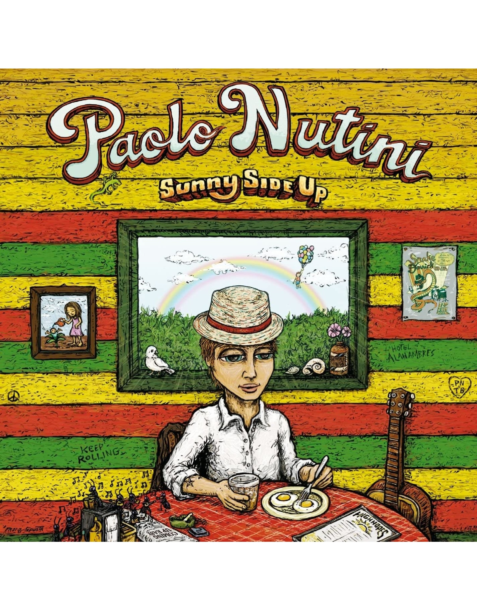 Nutini, Paolo - Sunny Side Up LP