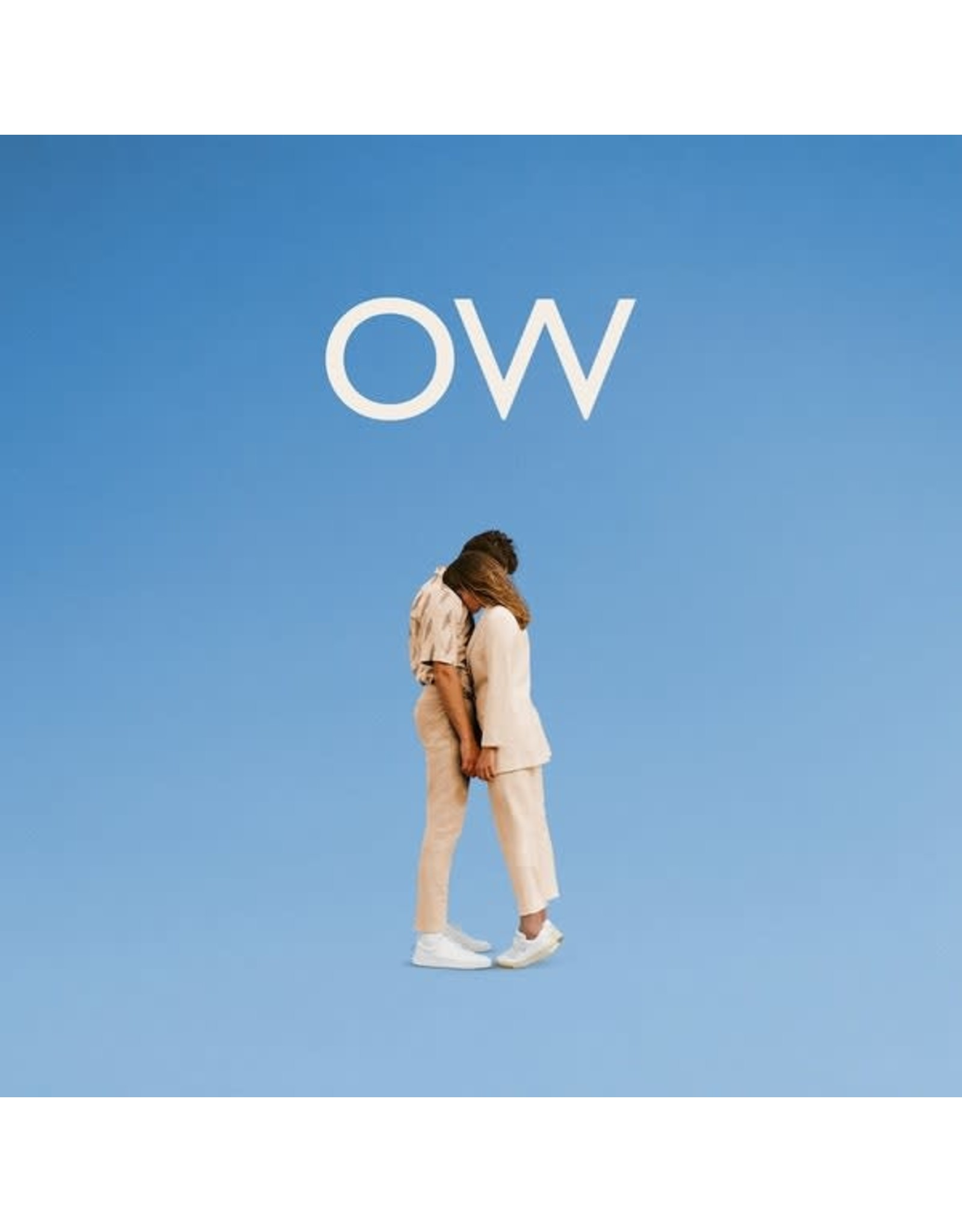 Oh Wonder - No One Else Can Wear Your Crown LP (blue)