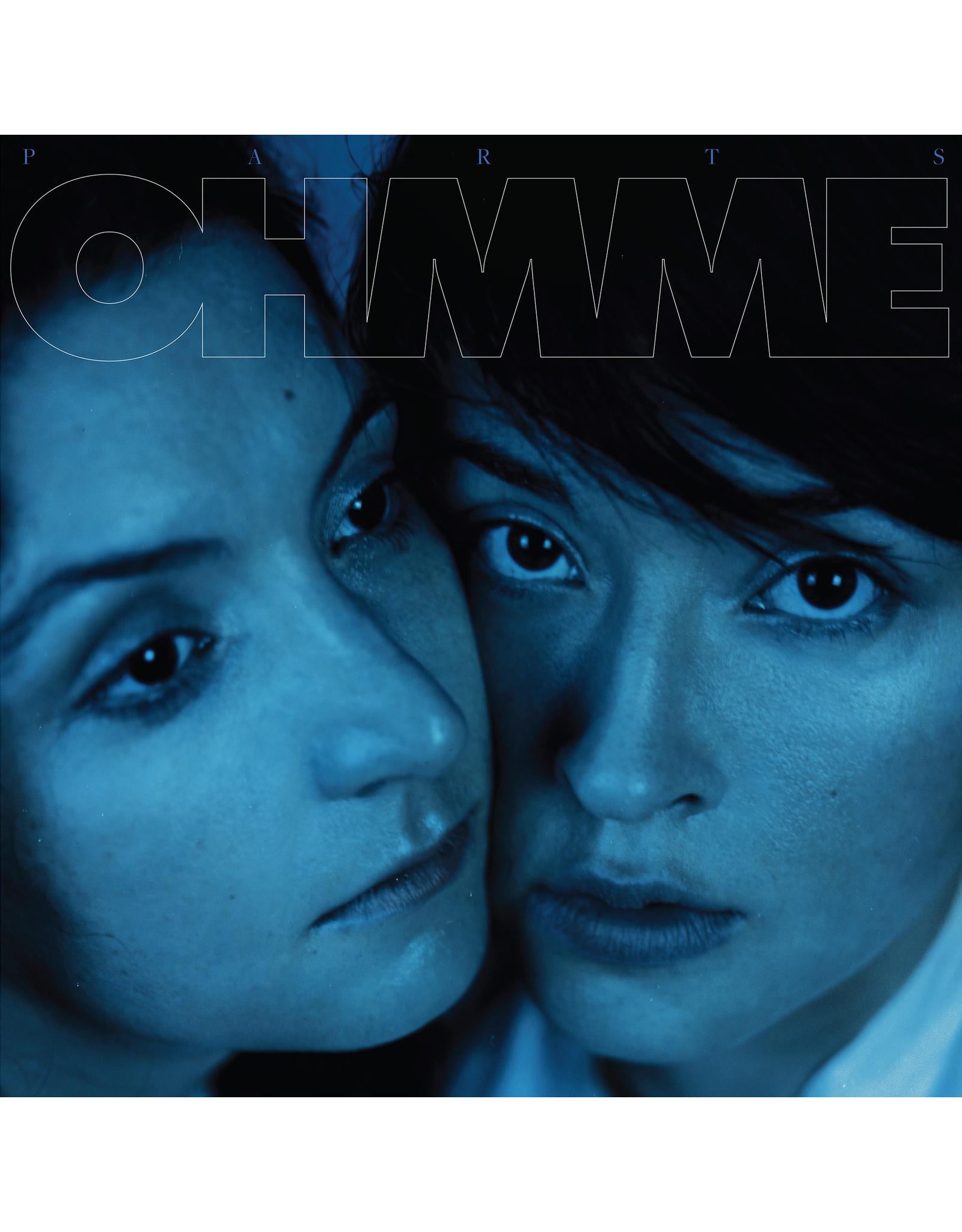 Ohmme - Parts LP (silver)