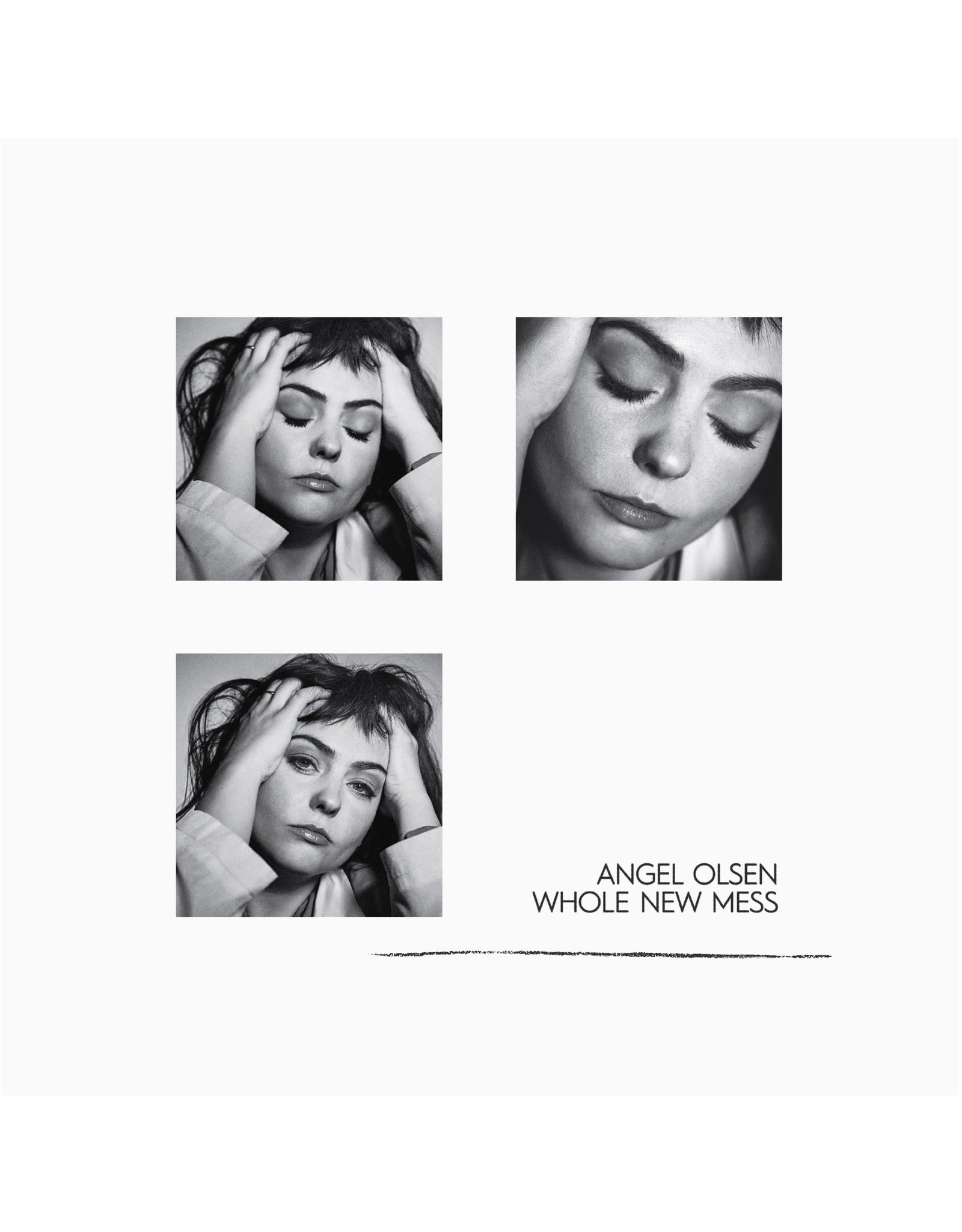 Olsen, Angel - Whole New Mess LP (clear-smoke)