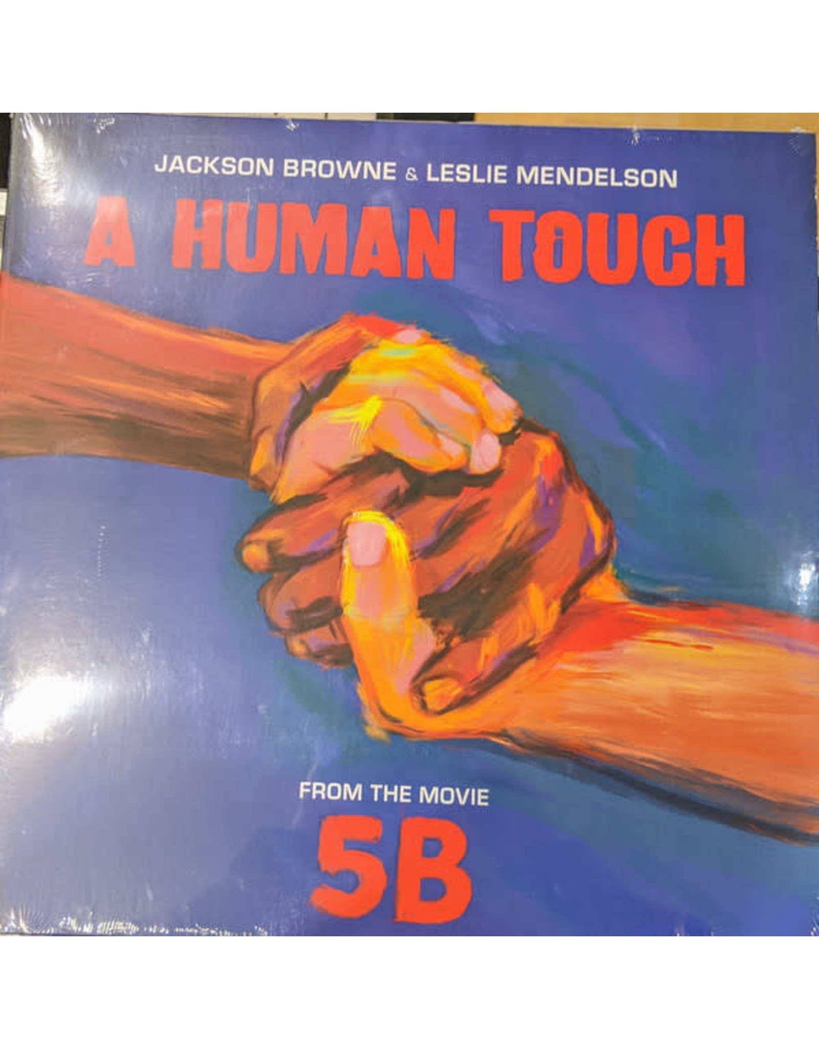 OST - A Human Touch LP