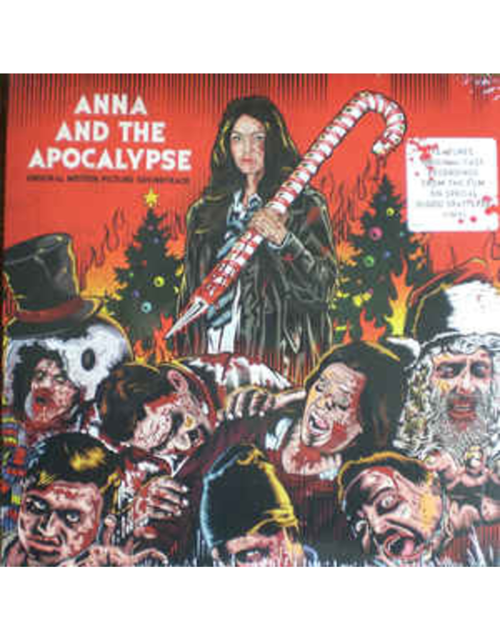OST - Anna and the Apocalypse LP