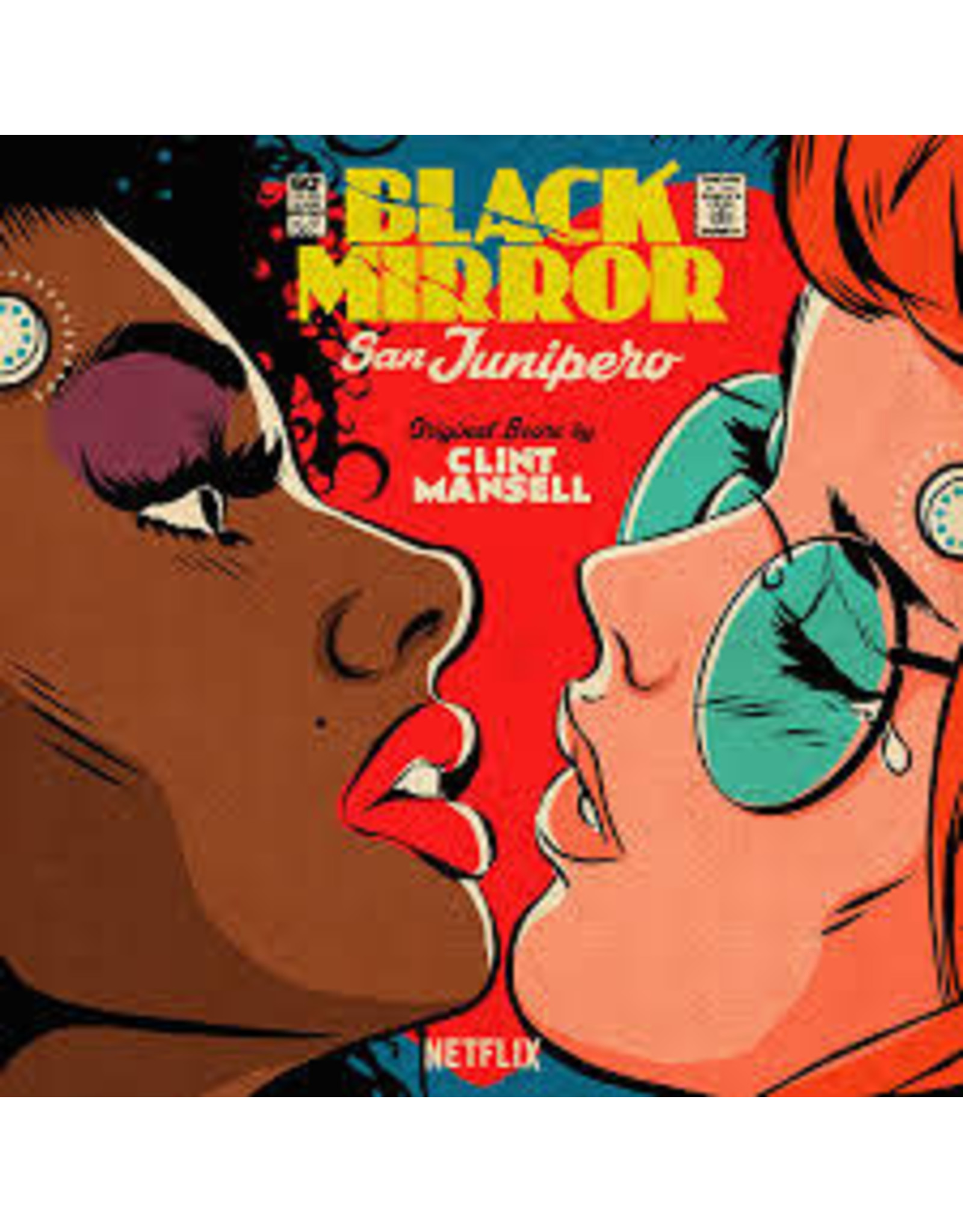 OST - Black Mirror San Junipero (Clint Mansell score) LP