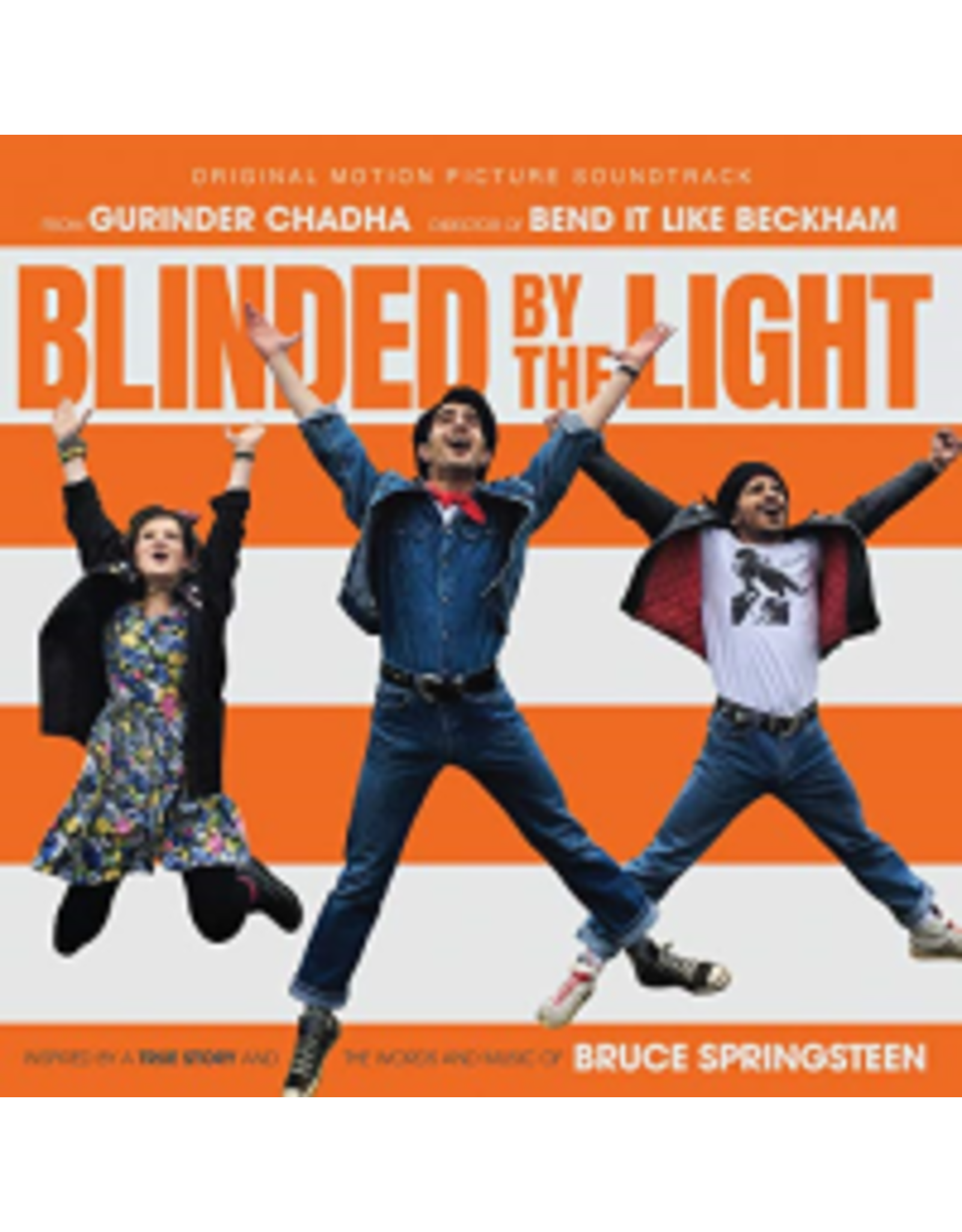 OST - Blinded by the Light 2LP