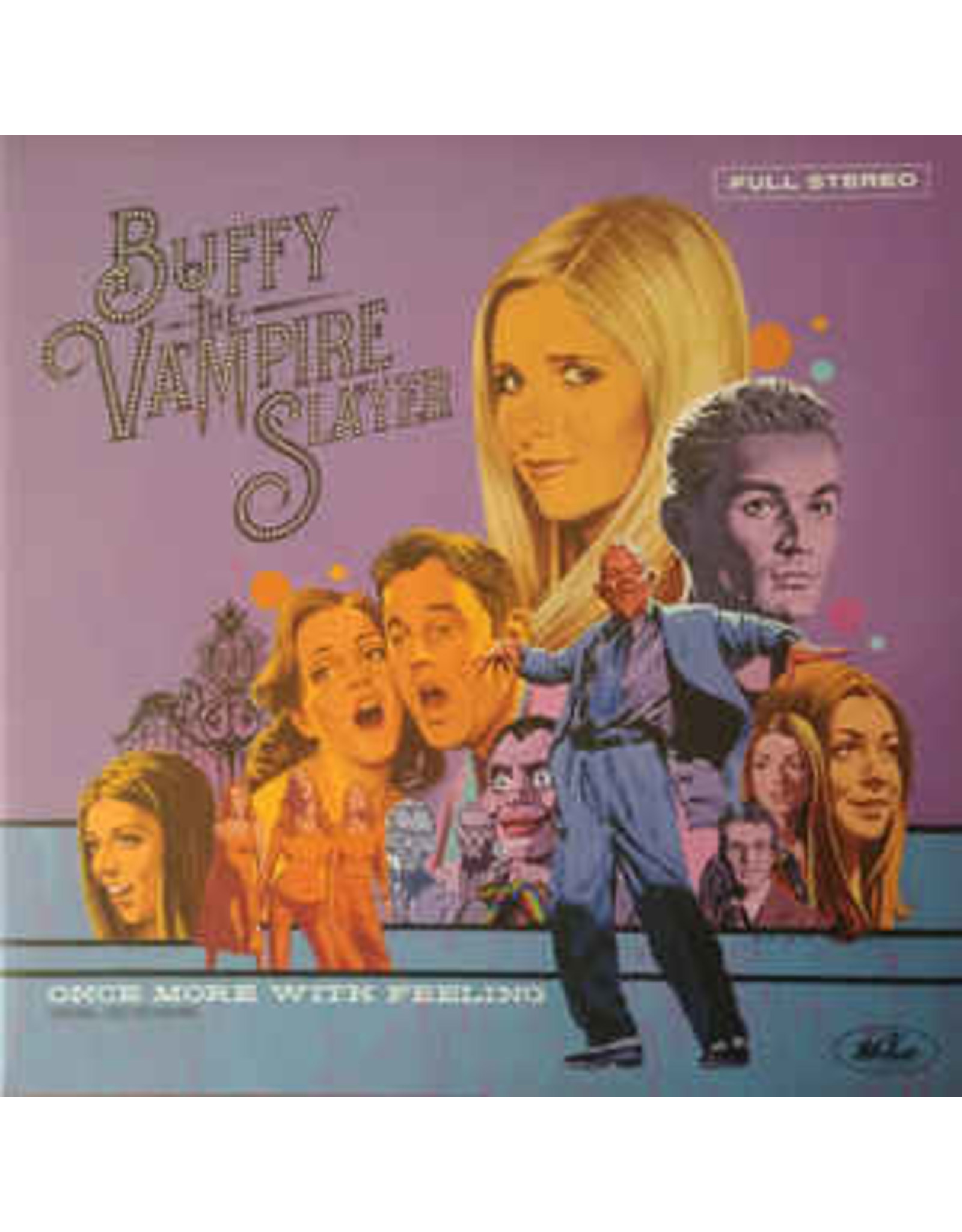 OST - Buffy the Vampire Slayer LP