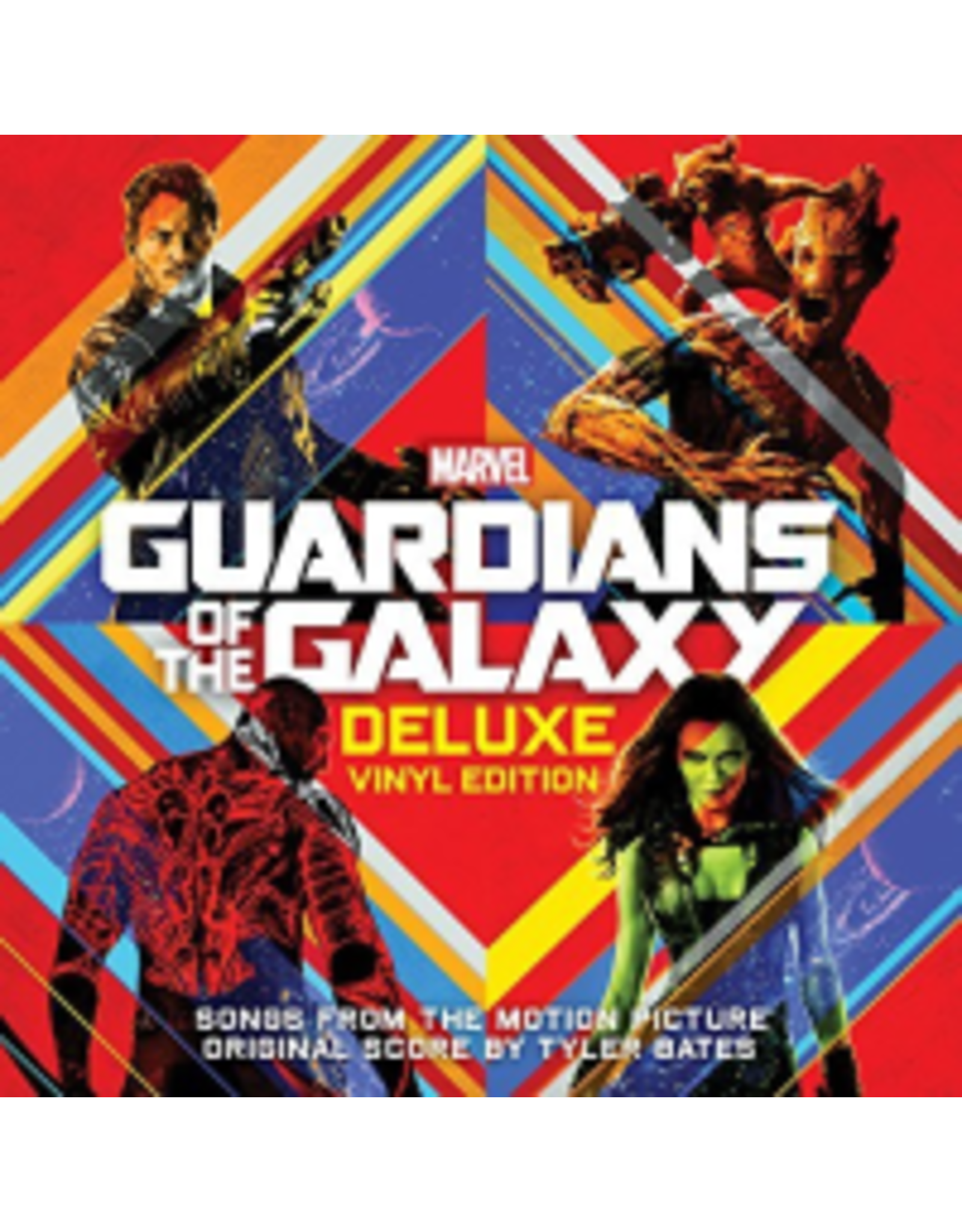 OST - Guardians of the Galaxy 2LP