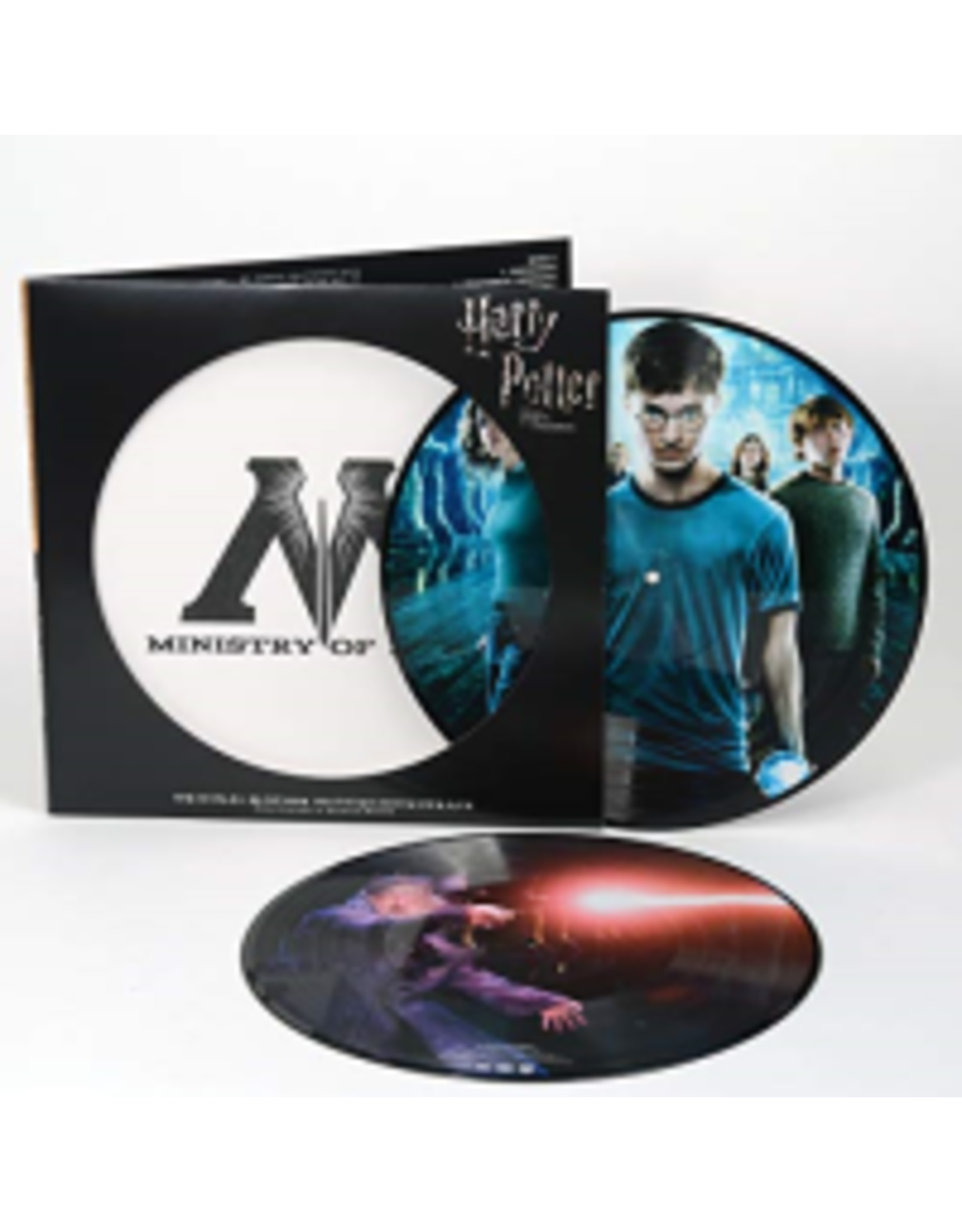 OST - Harry Potter and the Order of the Phoenix (Picture) 2LP
