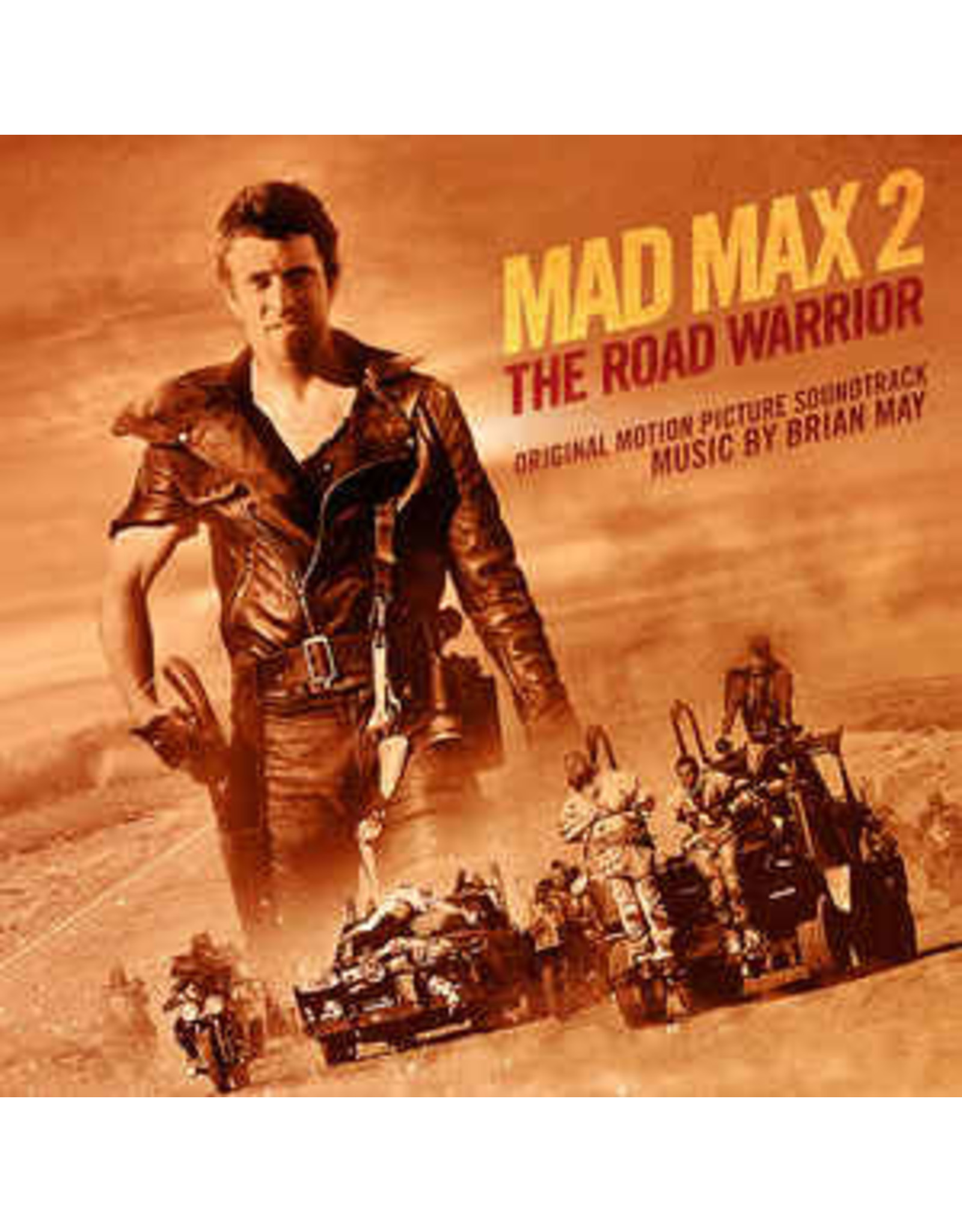 OST - Mad Max 2 LP