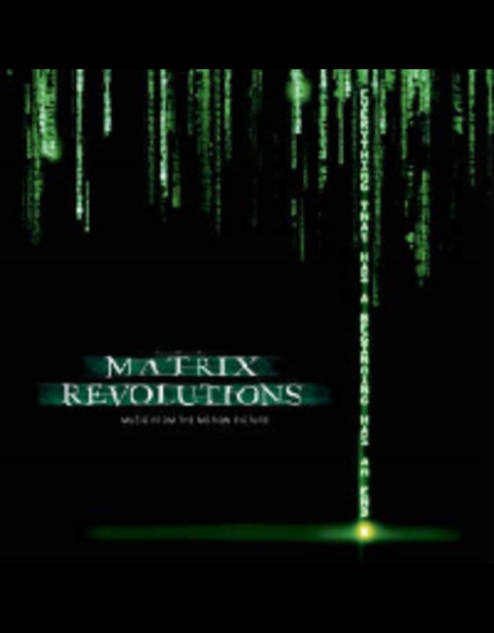 OST - Matrix Revolutions 2LP